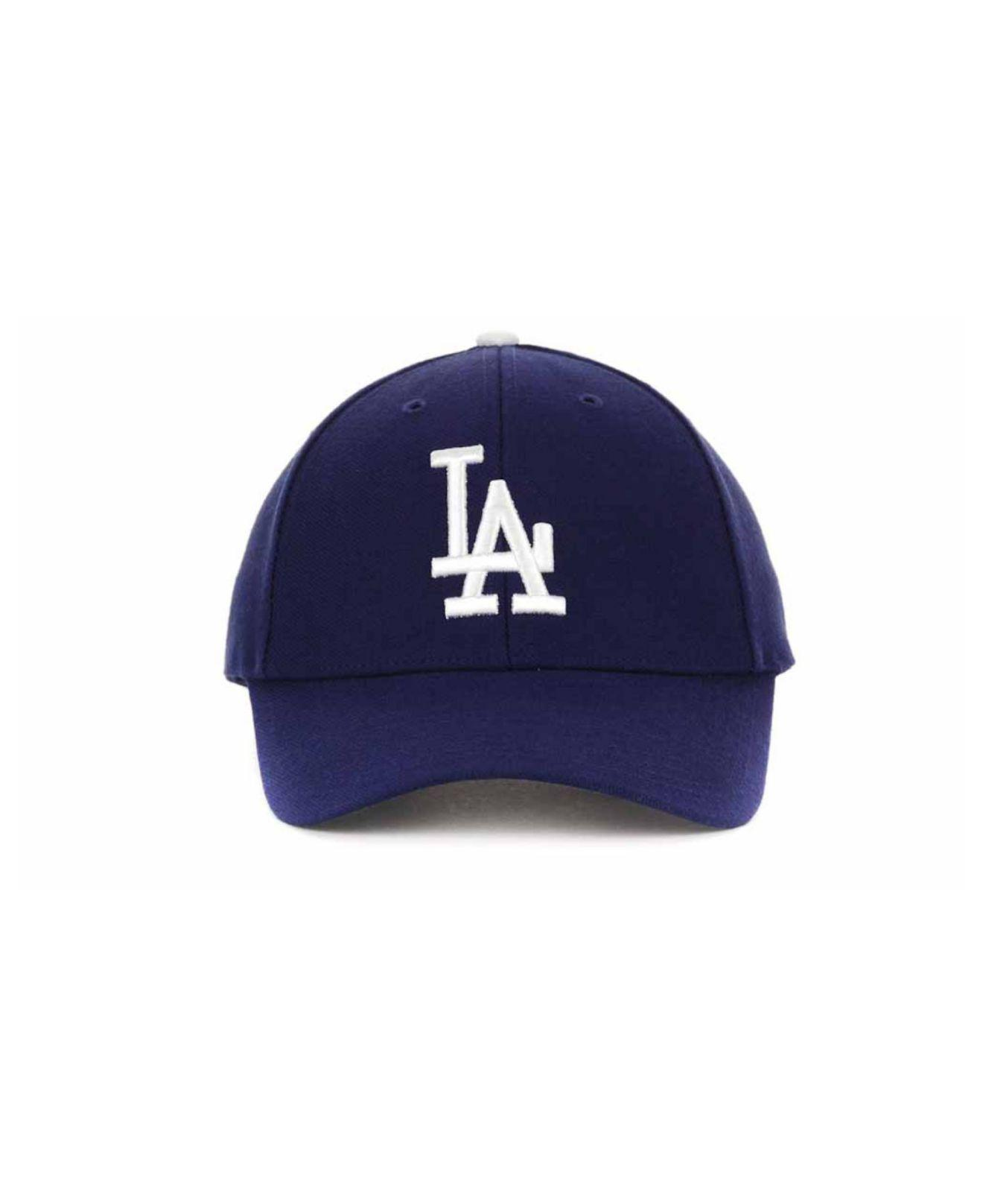 outlet store 40a10 8e5e3 ... new zealand lyst 47 brand los angeles dodgers mlb on field replica mvp  cap in blue