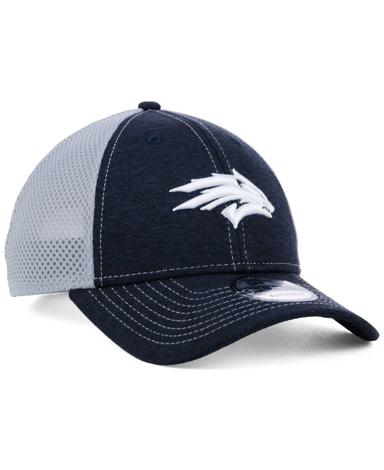 promo code 615c8 8fc39 switzerland lyst ktz nevada wolf pack shadow turn 9forty cap in blue for men  6d2eb 394a2