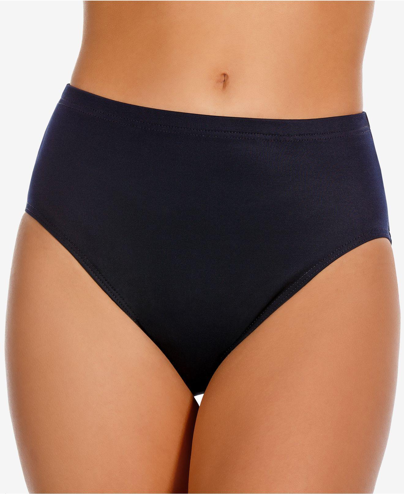 d10d7d0d15 Lyst - Miraclesuit High-waist Tummy Control Bikini Bottoms in Blue