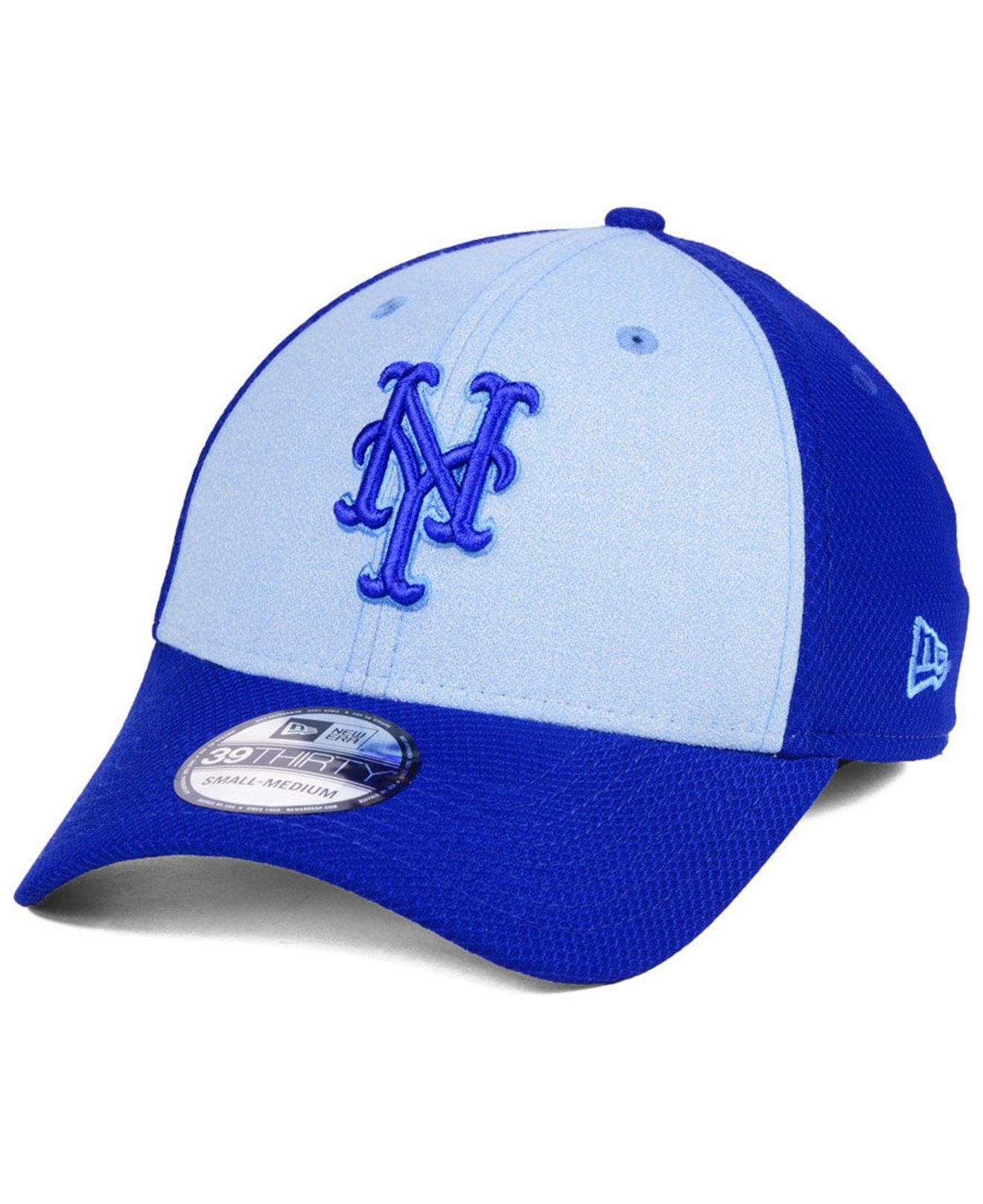 factory authentic 128af 01dc9 ... coupon code ktz. mens blue new york mets fathers day 39thirty cap 2018  fc42b 90e47