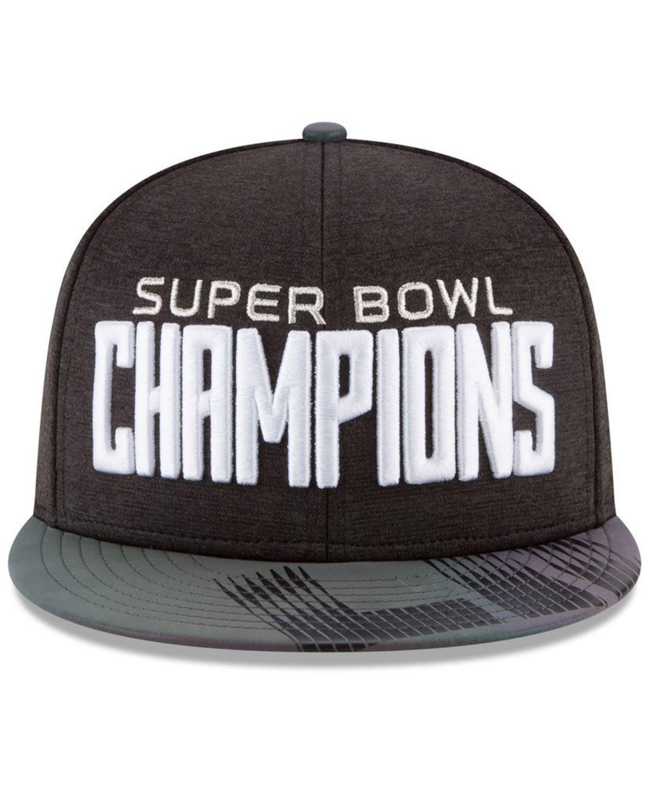 d8f164e90 Lyst - KTZ Philadelphia Eagles Super Bowl Lii Champ Parade 9fifty ...