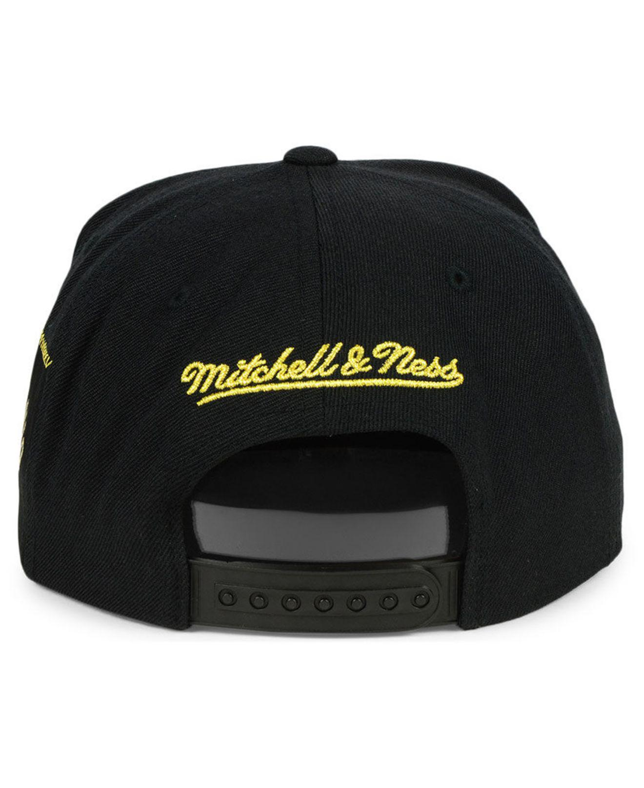 promo code 2e8db bff74 ... new zealand lyst mitchell ness san antonio spurs patent cropped snapback  cap 87af2 1135a