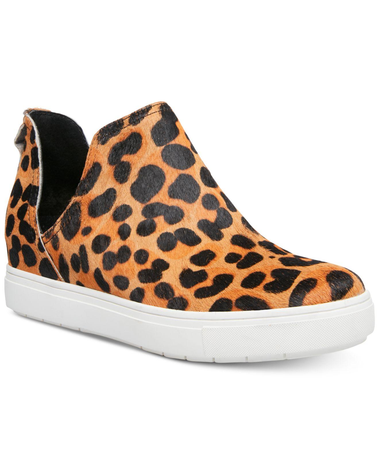 46edd49a73b Lyst - Steven by Steve Madden Caprice Wedge Sneakers - Save 15%
