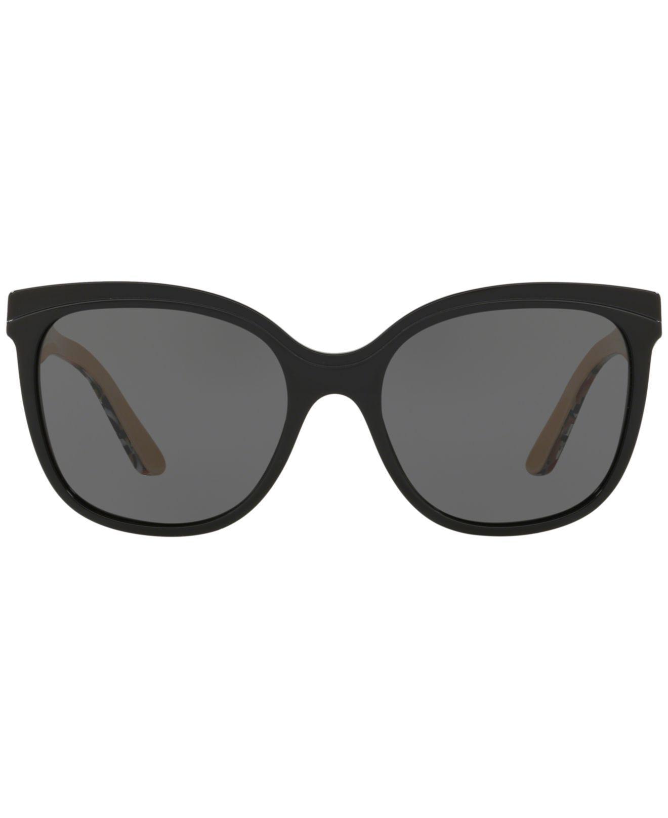3c3446879d63 Lyst - Burberry Sunglasses