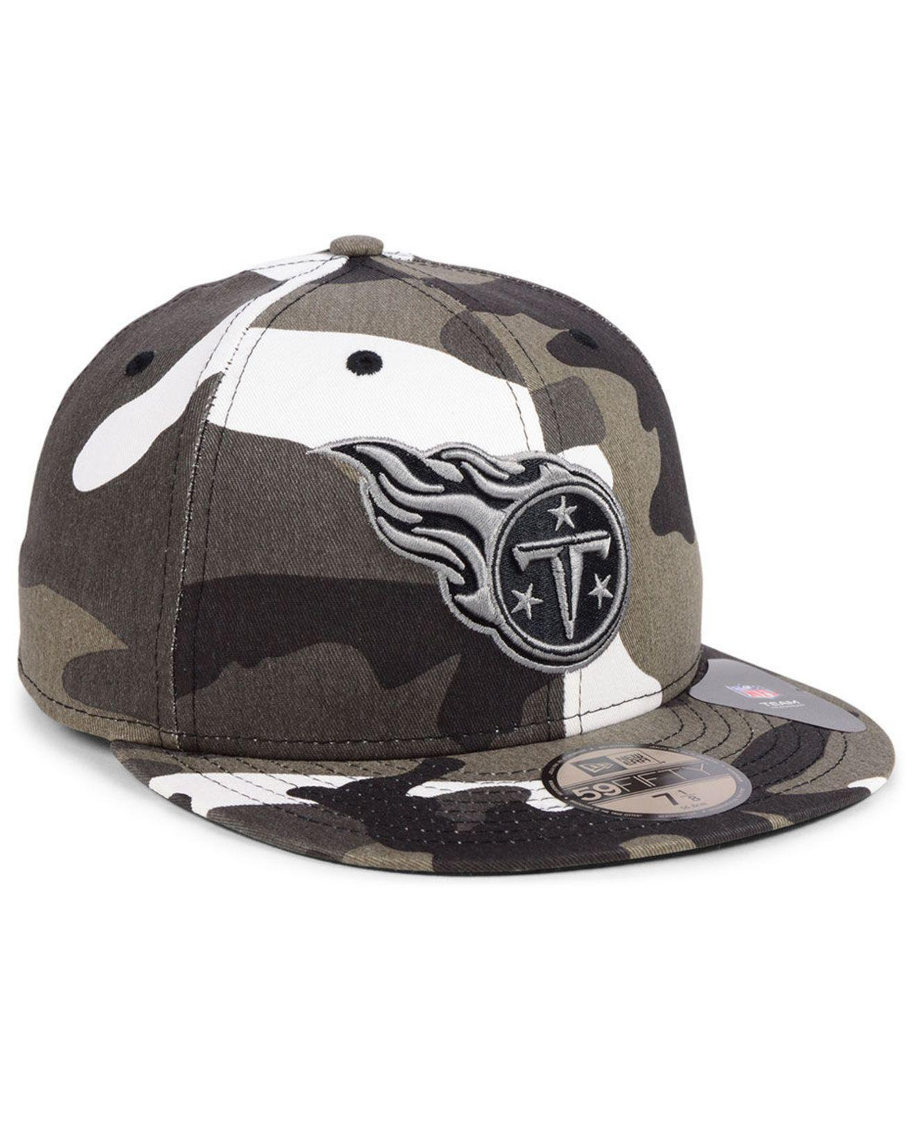 timeless design 1b816 ff8a3 KTZ - Multicolor Tennessee Titans Urban Prism Pack 59fifty-fitted Cap for  Men - Lyst. View fullscreen