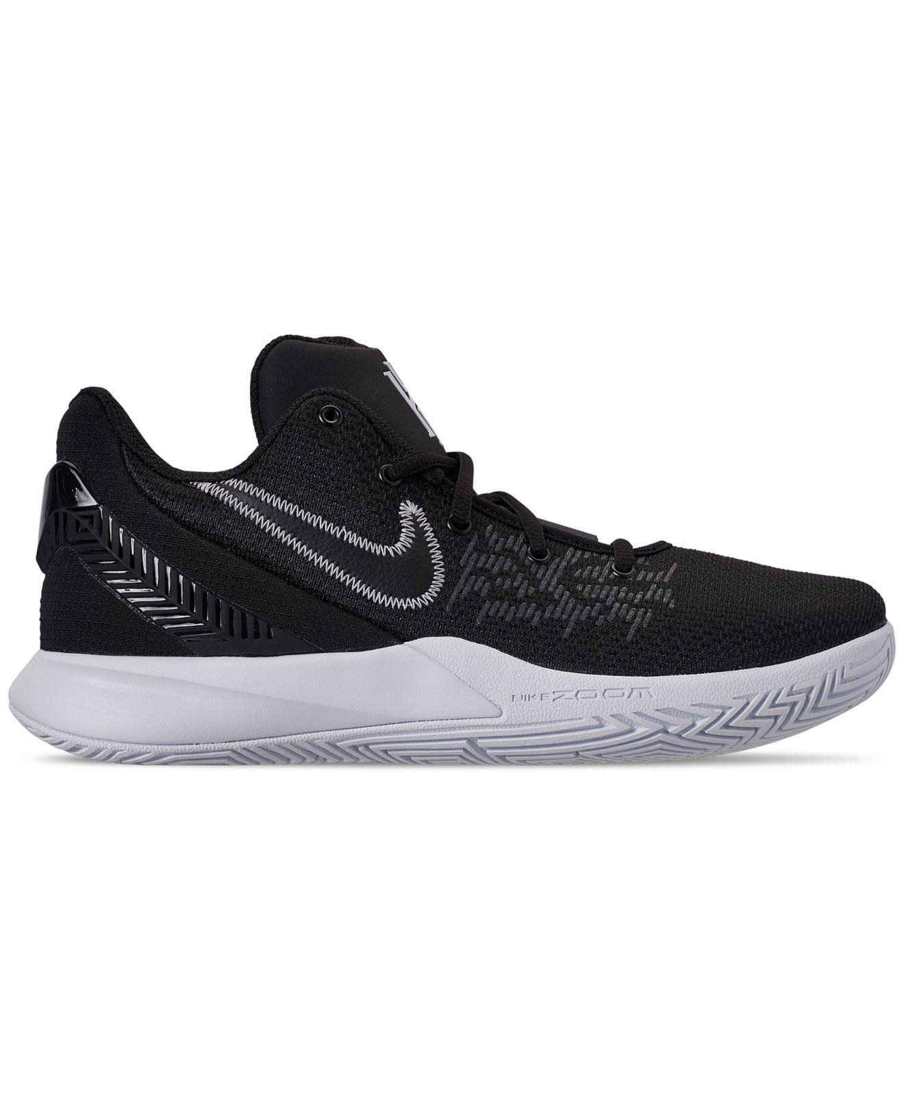 3a713a955e5 Nike Kyrie Flytrap Ii Basketball Sneakers From Finish Line in Black for Men  - Lyst