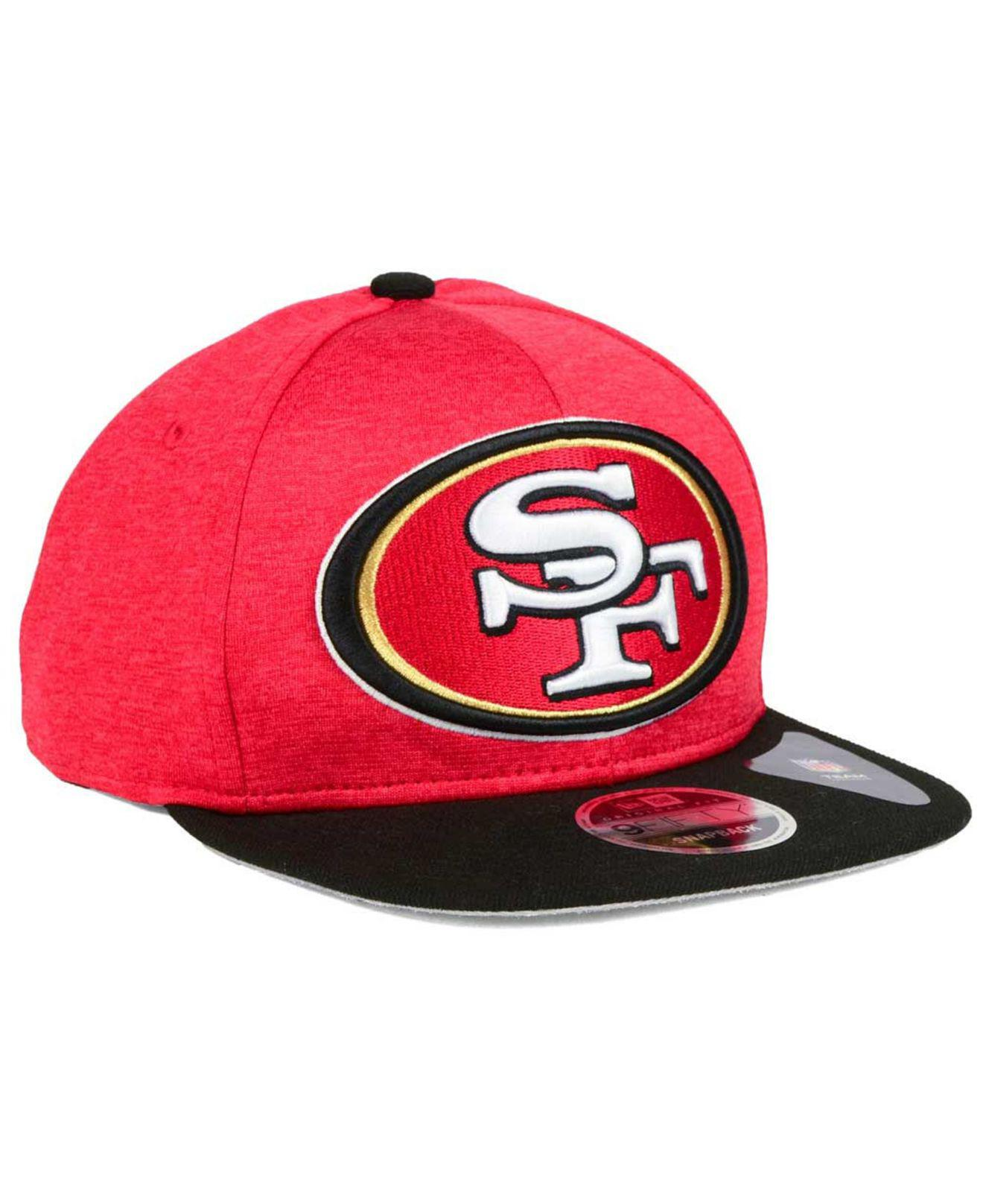 4747251e0c9 Lyst - KTZ Heather Huge 9fifty Snapback Cap in Red for Men