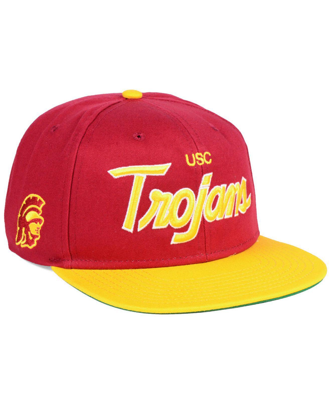 fcc769483cd Lyst - Nike Usc Trojans Sport Specialties Snapback Cap in Red for Men