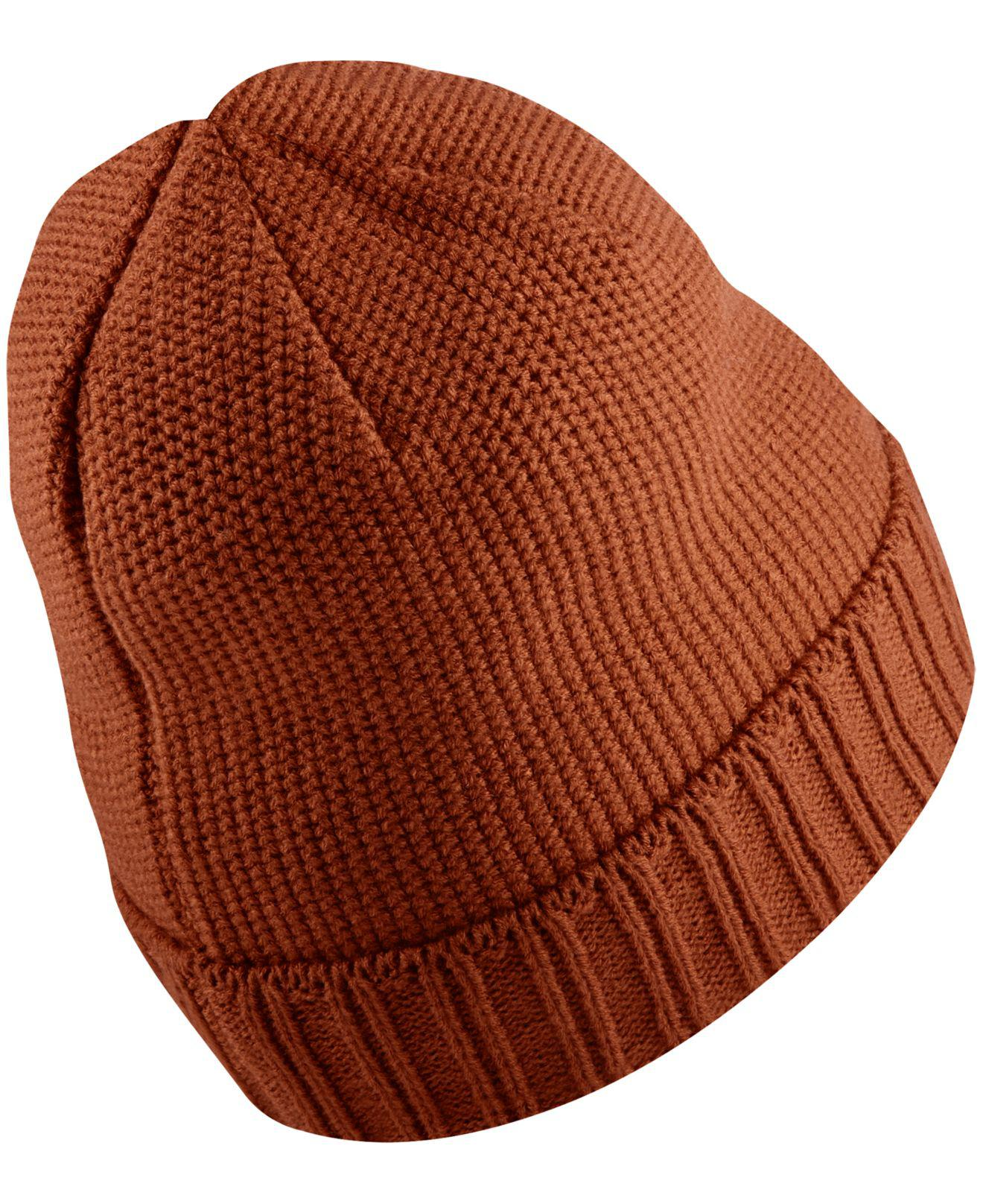 Lyst - Nike Sportswear Honeycomb Beanie in Brown for Men 7a65fec56bbb