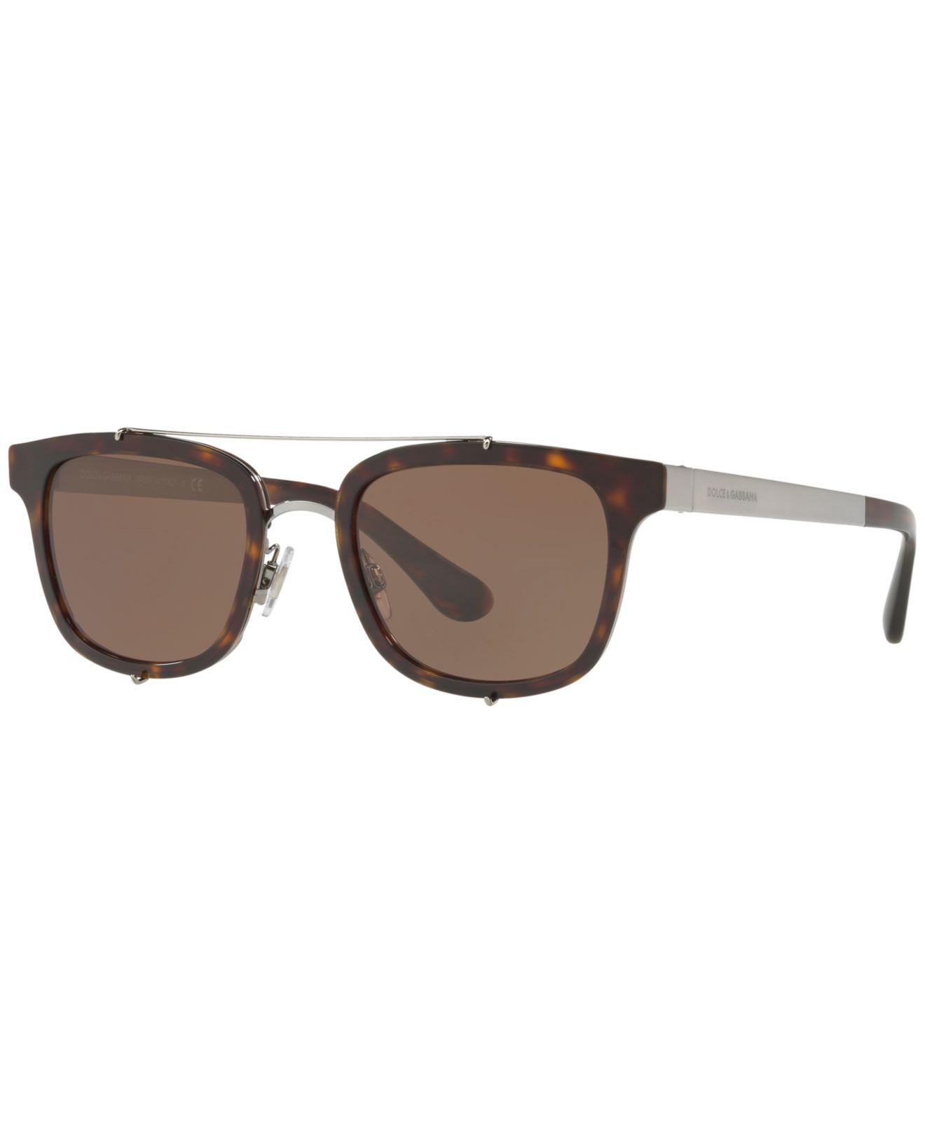 2ba19caa4a05 Dolce   Gabbana. Women s Brown Sunglasses ...