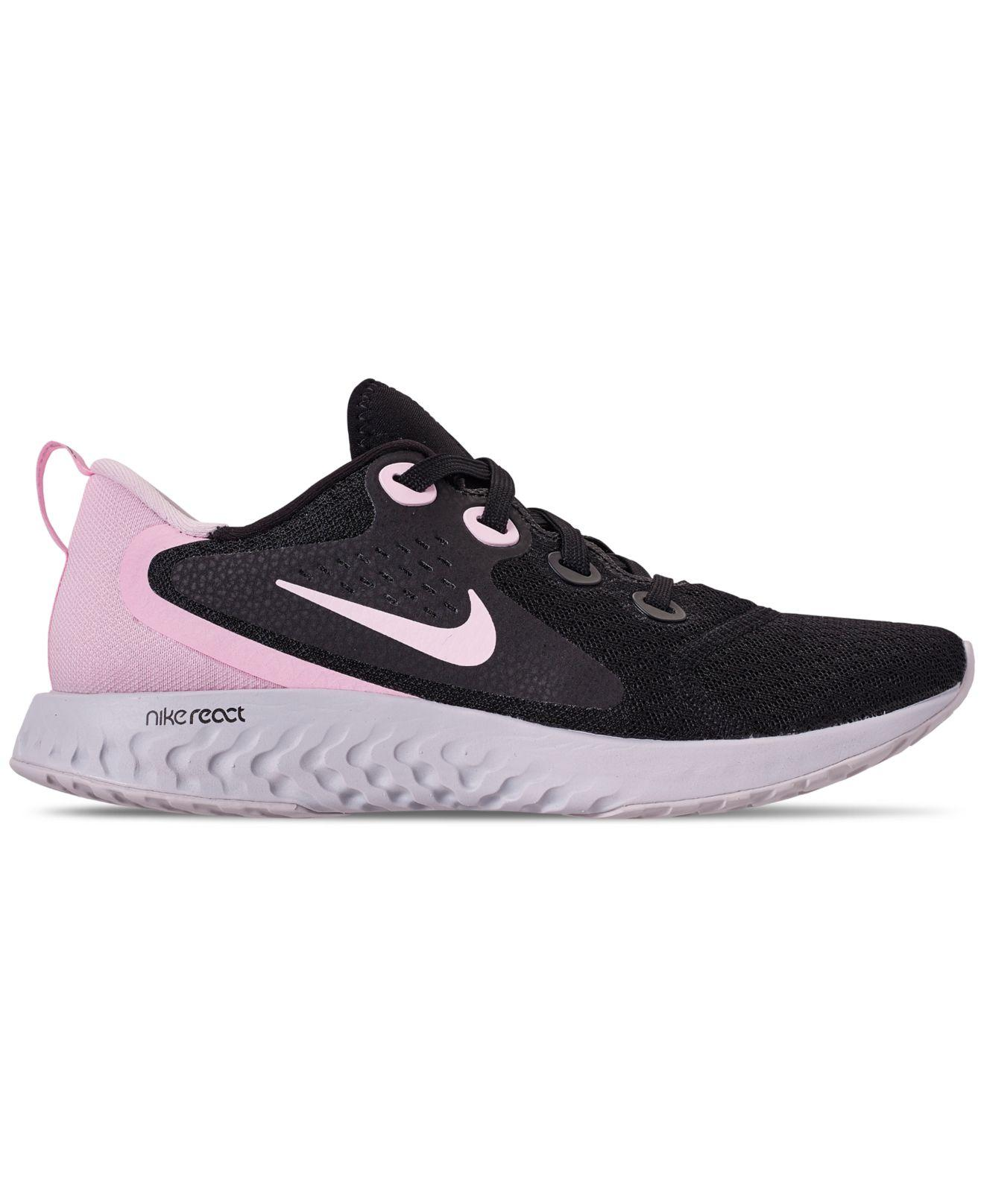 online store ec0fa fbd9d Lyst - Nike Legend React Running Shoe - Save 1%