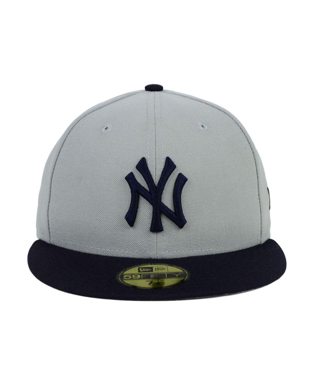best website e411b 9539e reduced new york mets batting practice low profile 59fifty 1ca1a 4203e  low  price lyst ktz batting practice diamond era 59fifty cap in gray for men  save ...