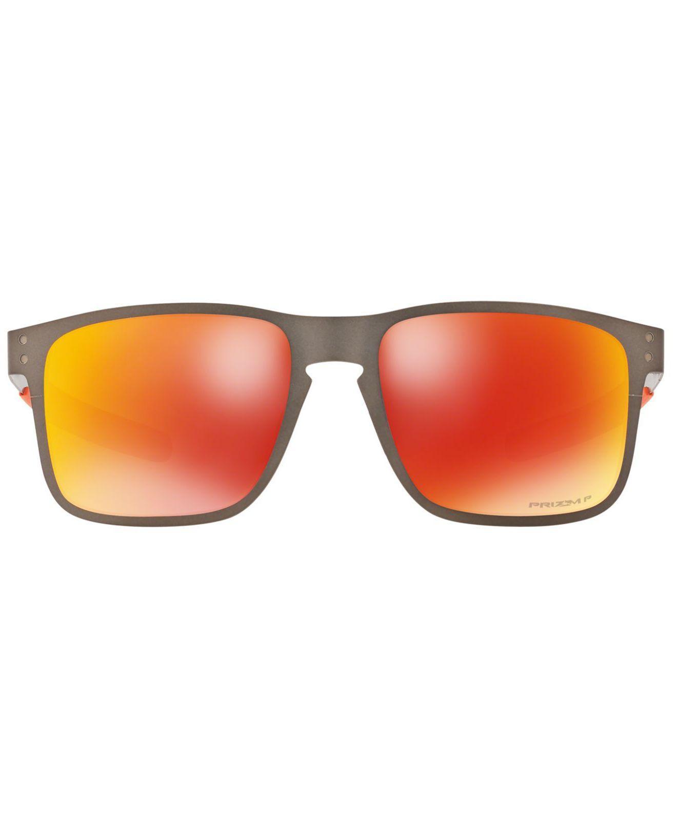 dd2a0952ecb577 Lyst - Oakley Polarized Sunglasses
