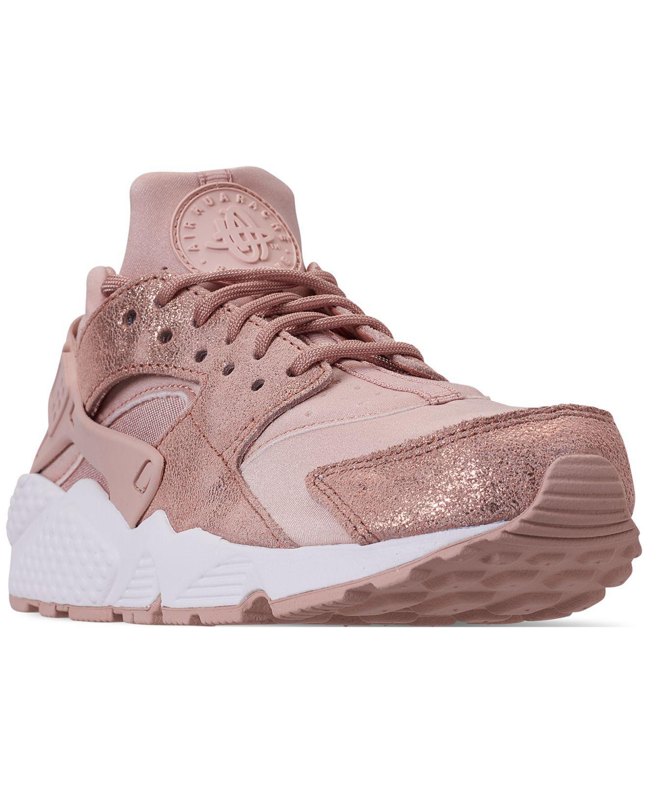 official photos 42812 1848b Nike - Natural Air Huarache Run Bl Running Sneakers From Finish Line -  Lyst. View fullscreen
