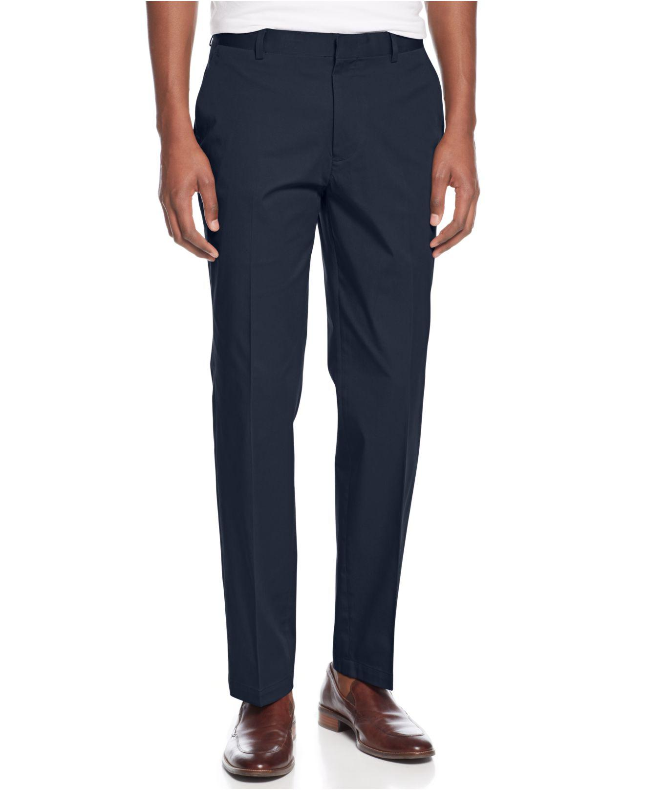 7b28f818db14 Lyst - INC International Concepts Collins Slim-fit Pants in Blue for Men