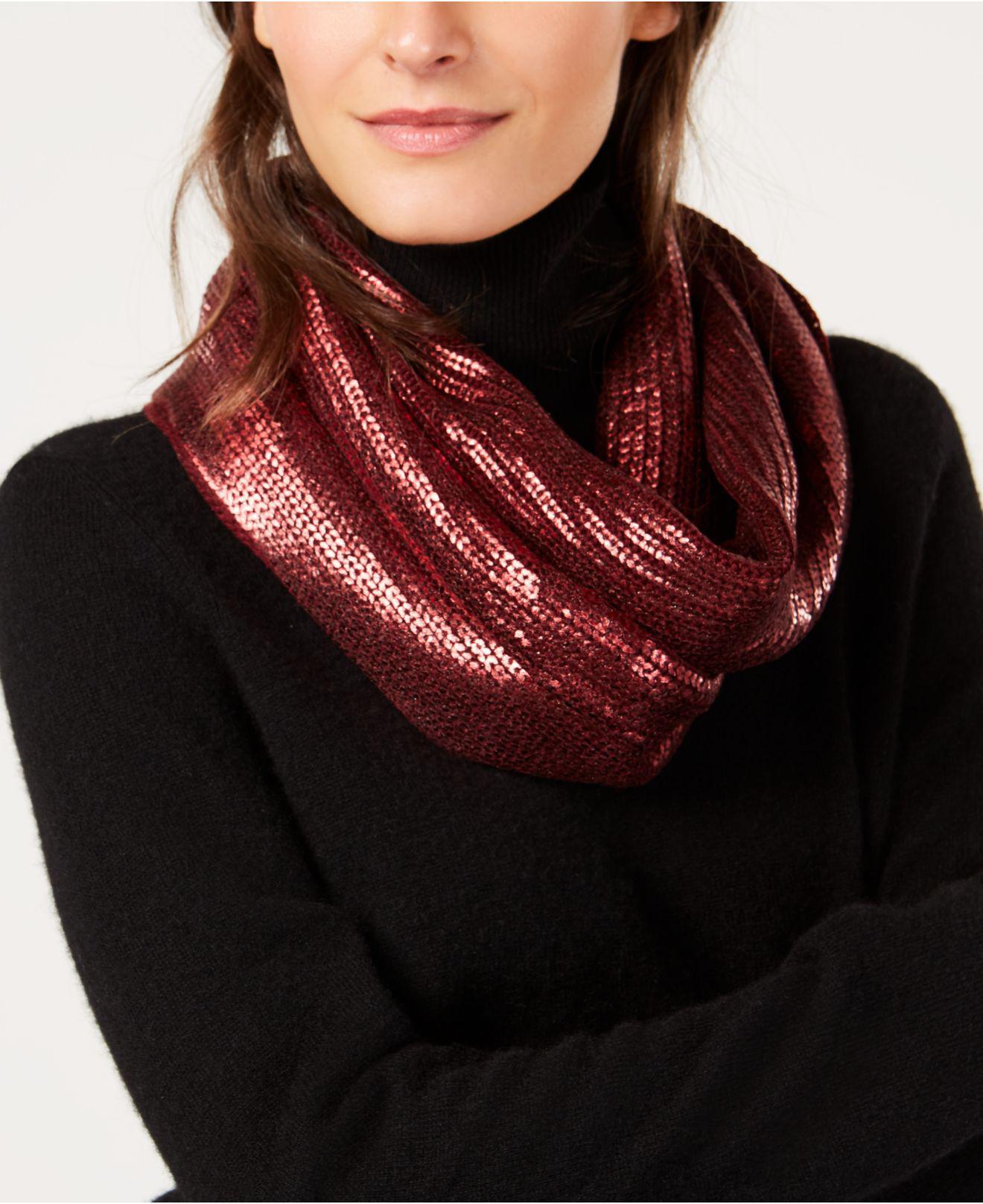 Infinity leopard scarf macy?s