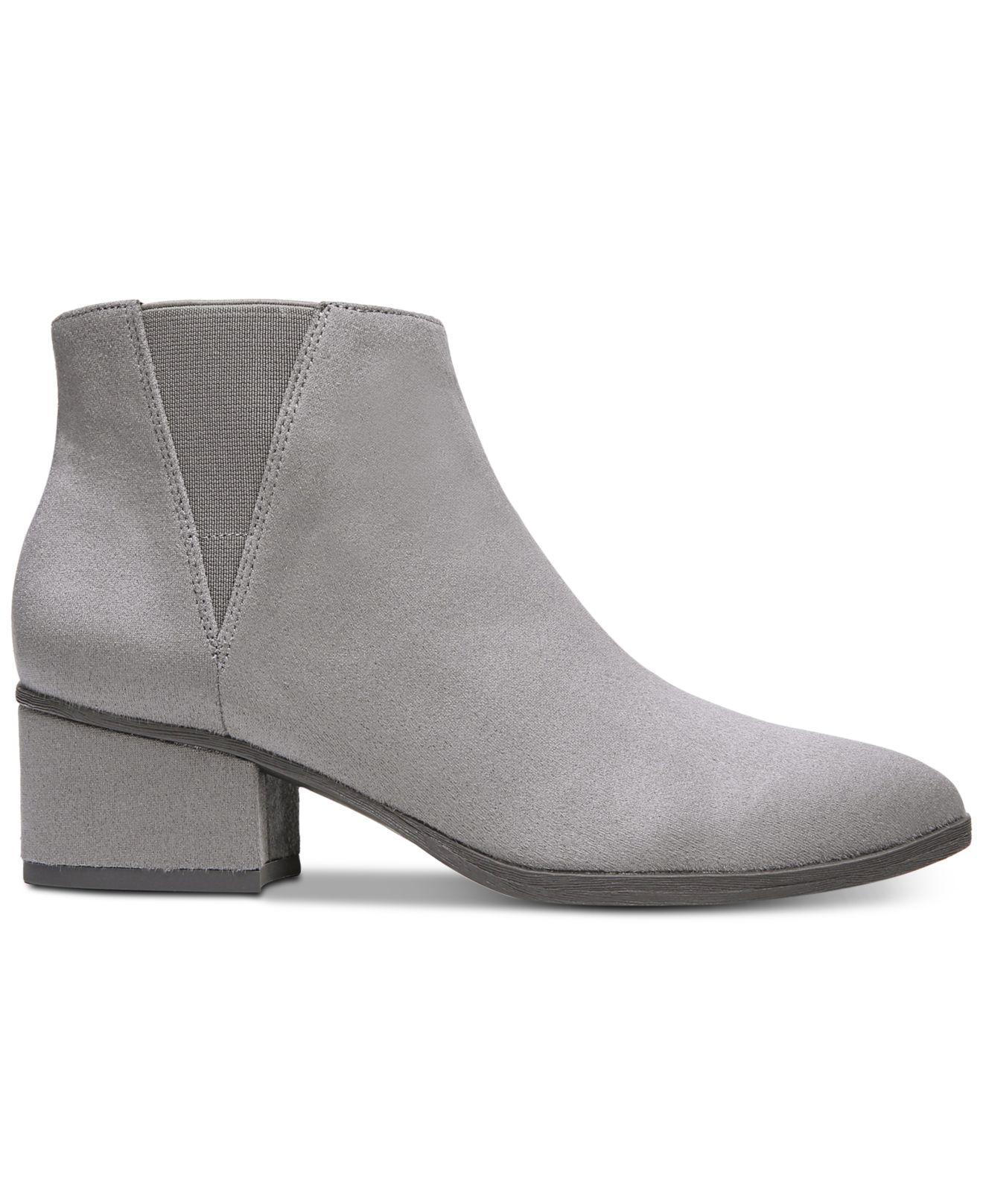 58c912f65aa3 Lyst - Dr. Scholls Tumbler Booties in Gray