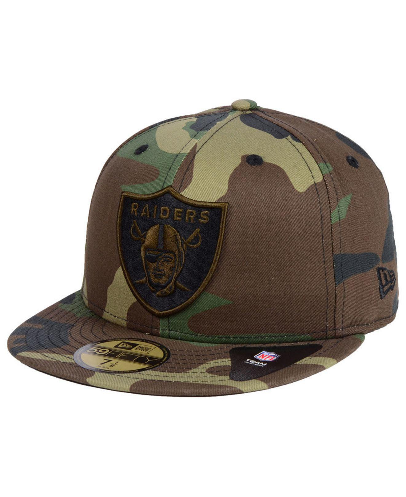 new style 194dd a1433 ... Woodland Prism Pack 59fifty-fitted Cap for Men - Lyst. View fullscreen