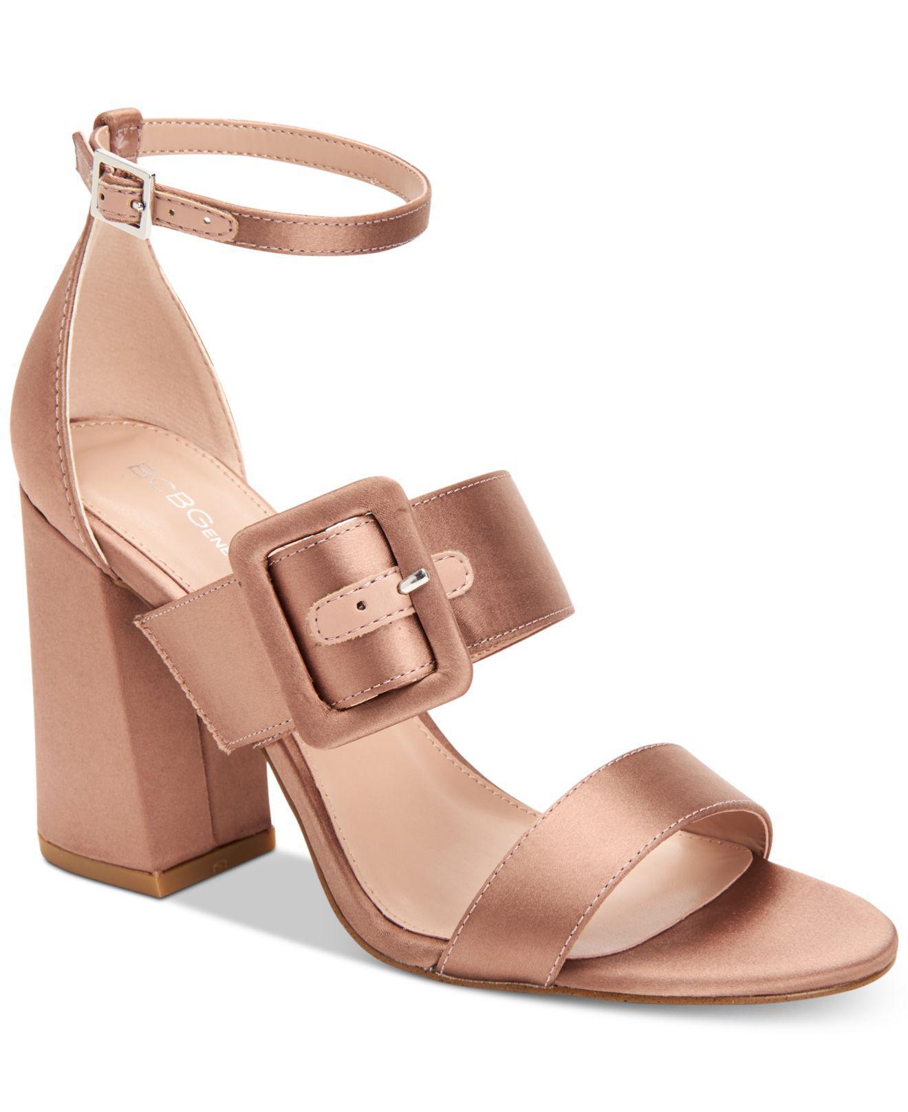 BCBGeneration Jenna Caged Dress Sandals Women's Shoes LbCf6WMi