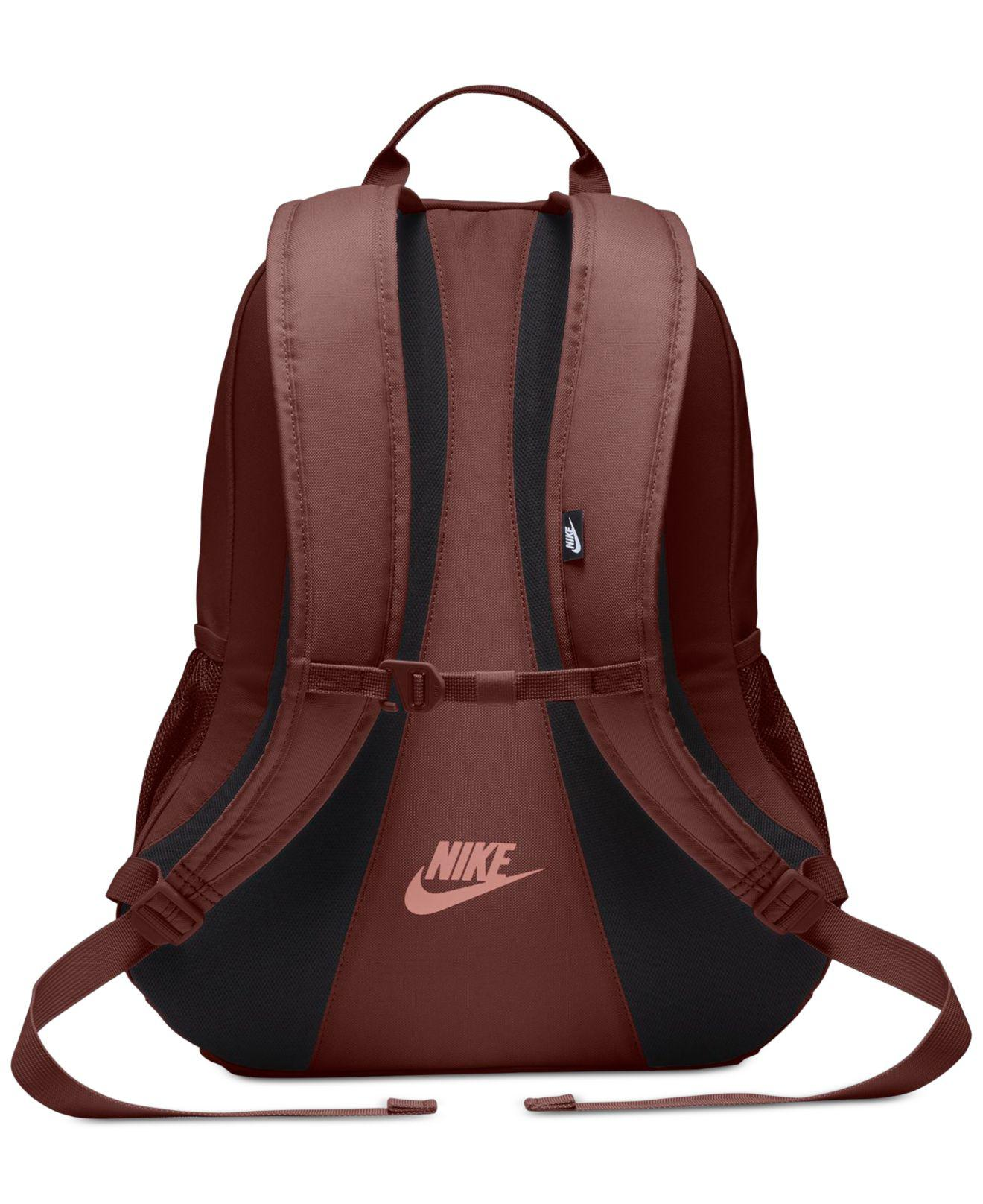 f195ba55df3 ... 25 Litres  shop b48d0 8e69e Lyst - Nike Hayward Futura 2.0 Backpack in  Red - Save 25.454545454545453% ...