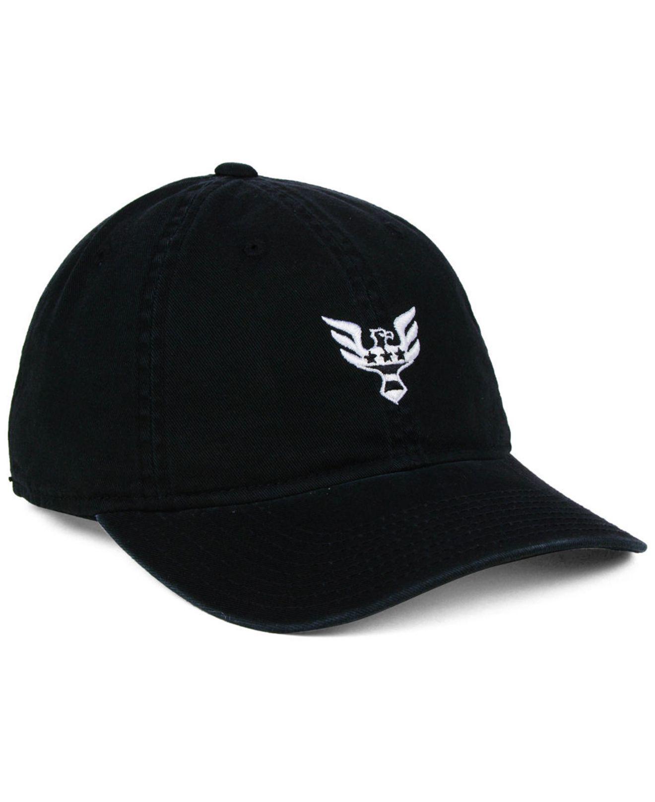 17781d36648 Lyst - adidas Dc United Partial Logo Dad Cap in Black for Men