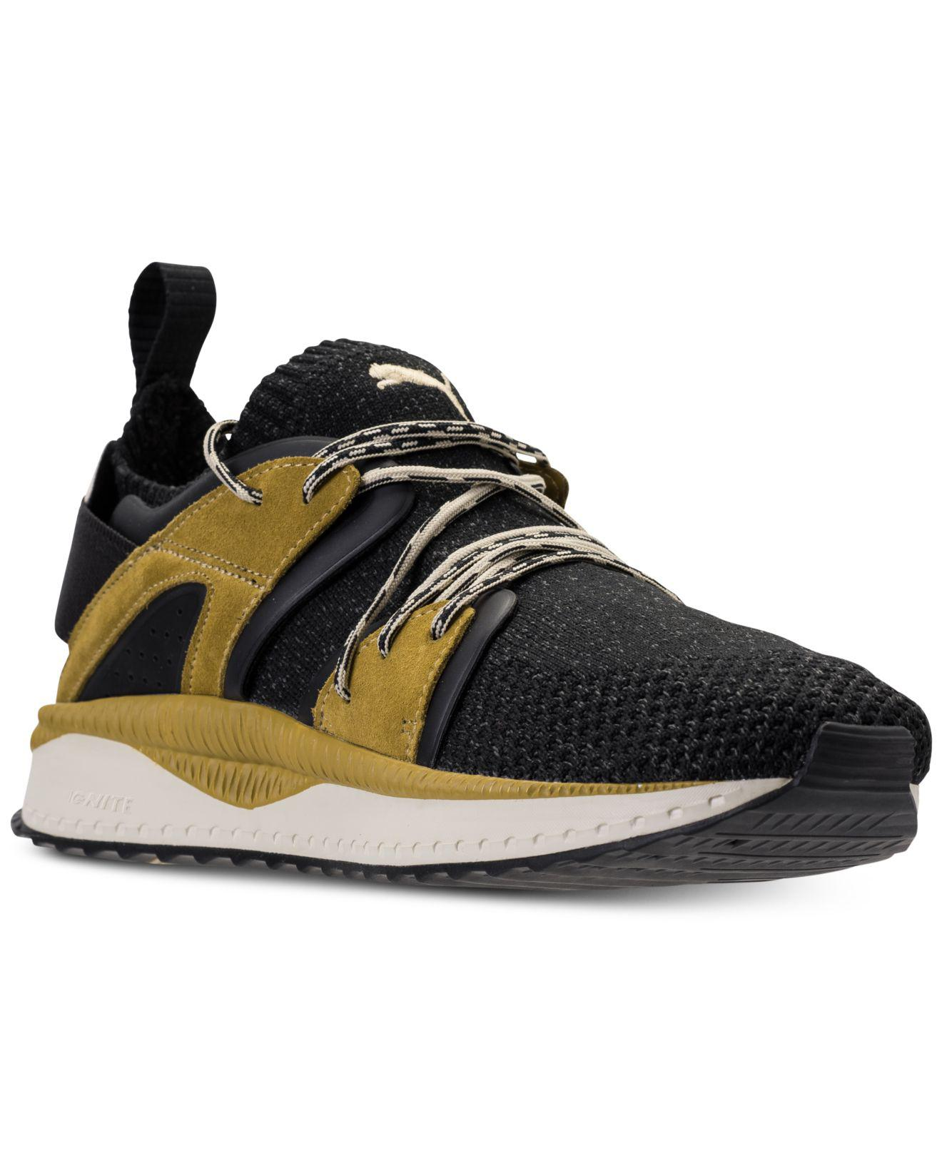 Lyst - PUMA Men s Tsugi Blaze Evo Camo Casual Sneakers From Finish ... 866016c63
