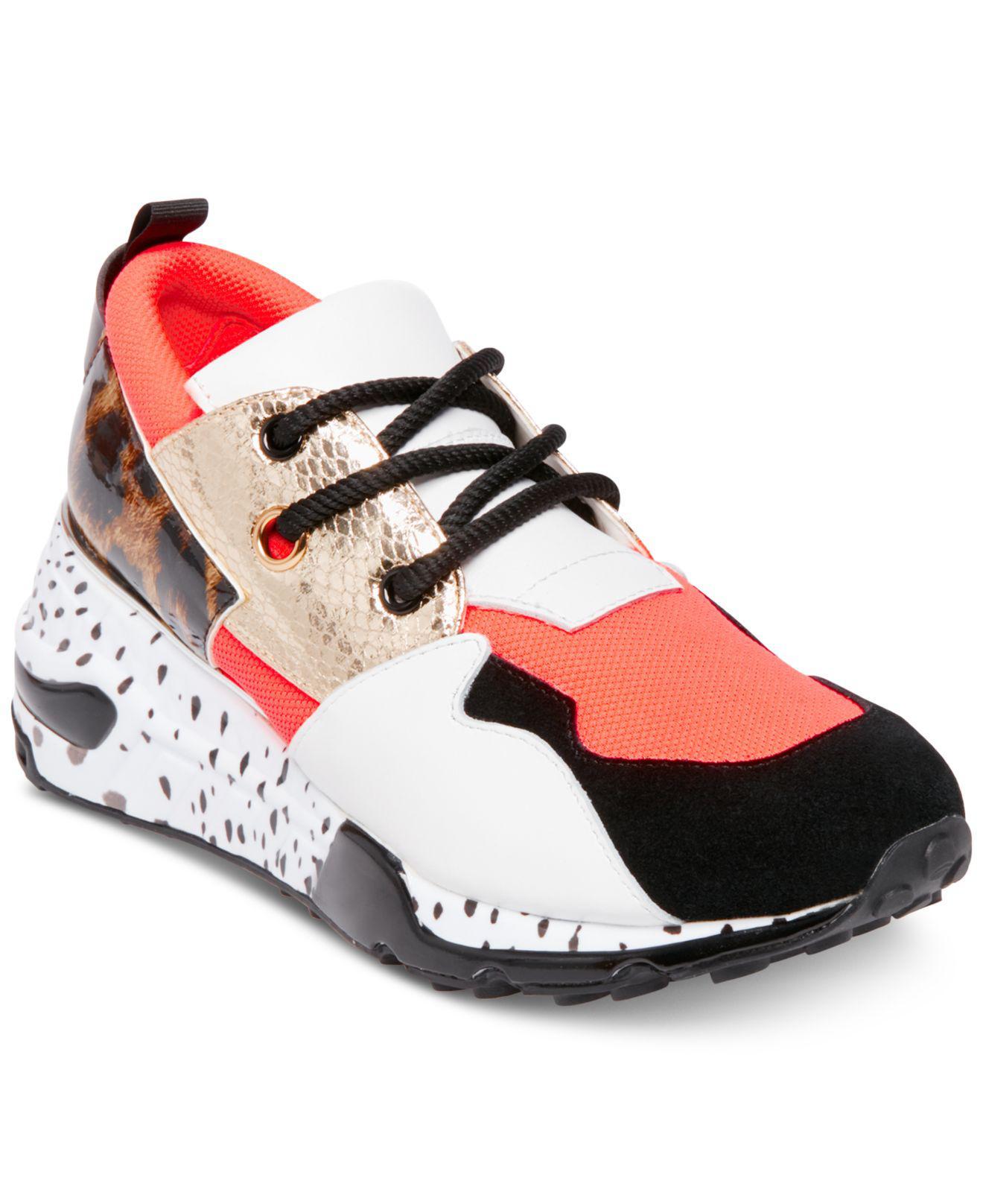 7c0dac32d4f Steve Madden - Multicolor Cliff Sneakers - Lyst. View fullscreen