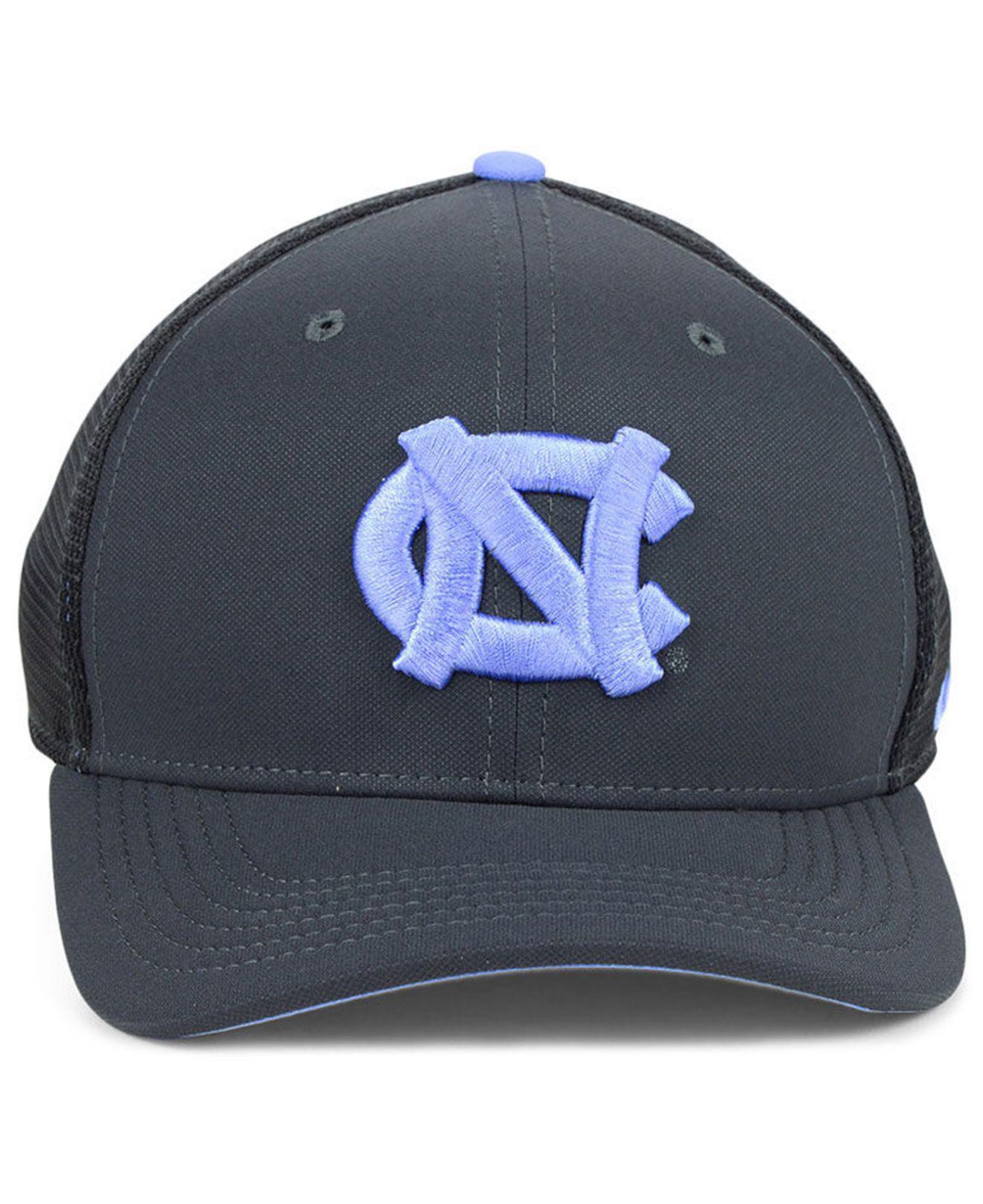 uk availability 11bb5 76f3b Lyst - Nike North Carolina Tar Heels Col Aro Swooshflex Cap in Gray for Men