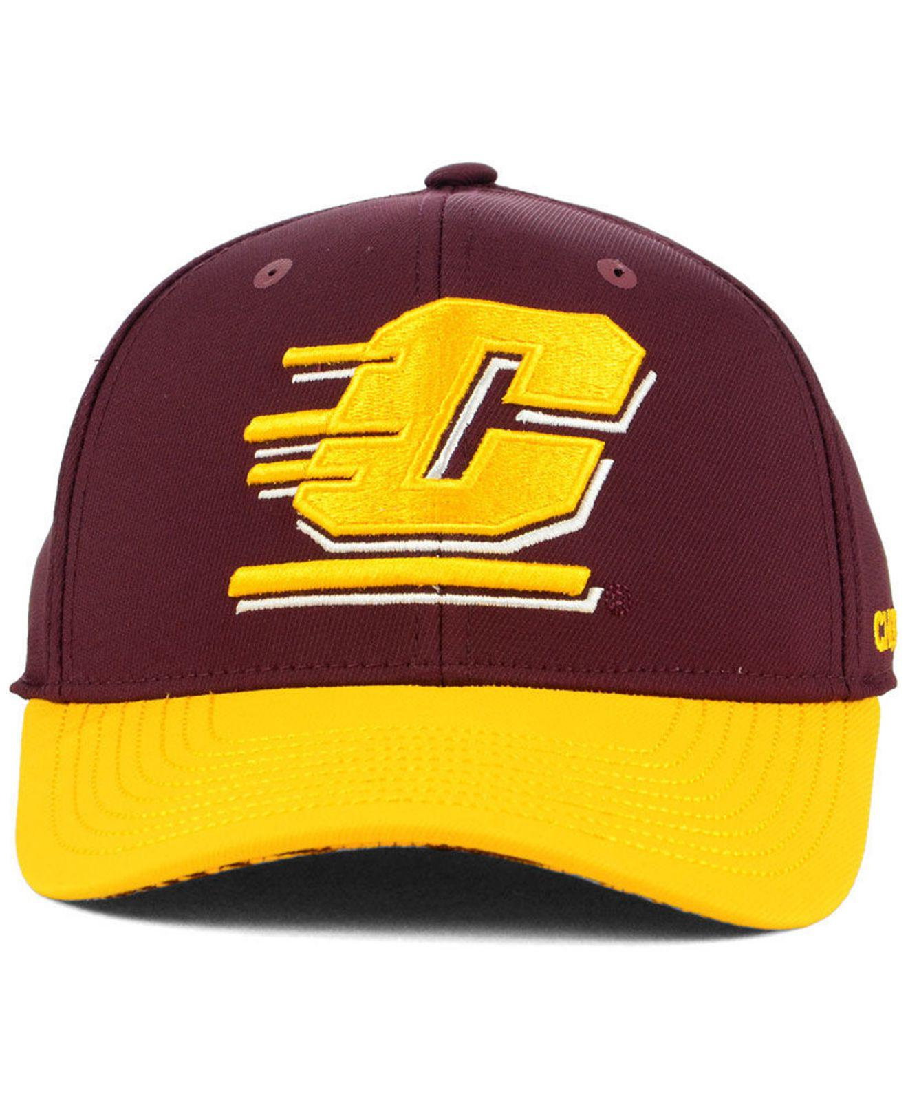 a2bc5dea ... italy lyst adidas central michigan chippewas coaches flex stretch  fitted cap 2018 for men 04546 15ec4