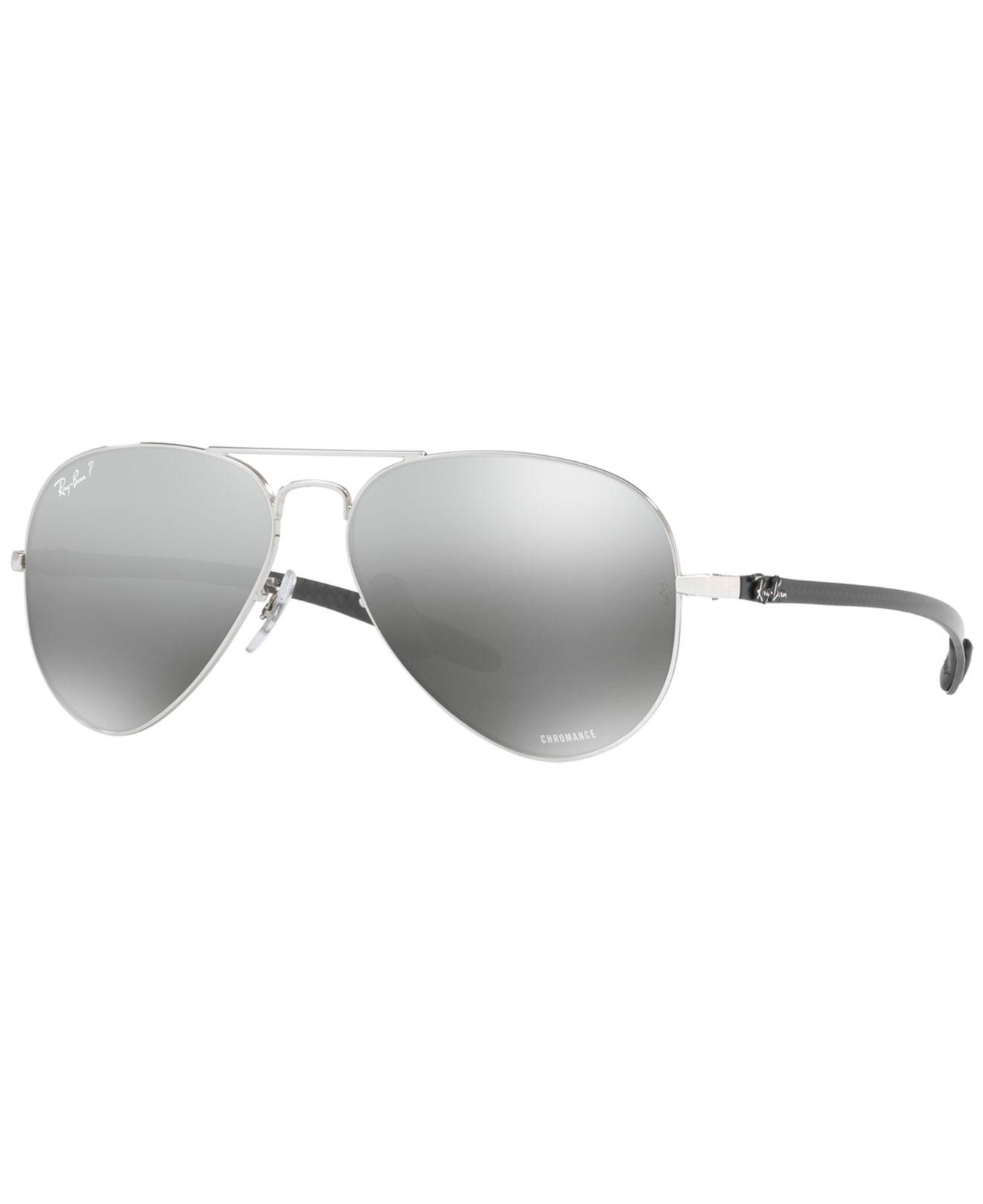 1d1145dcf9 Ray-Ban. Men s Gray Polarized Sunglasses