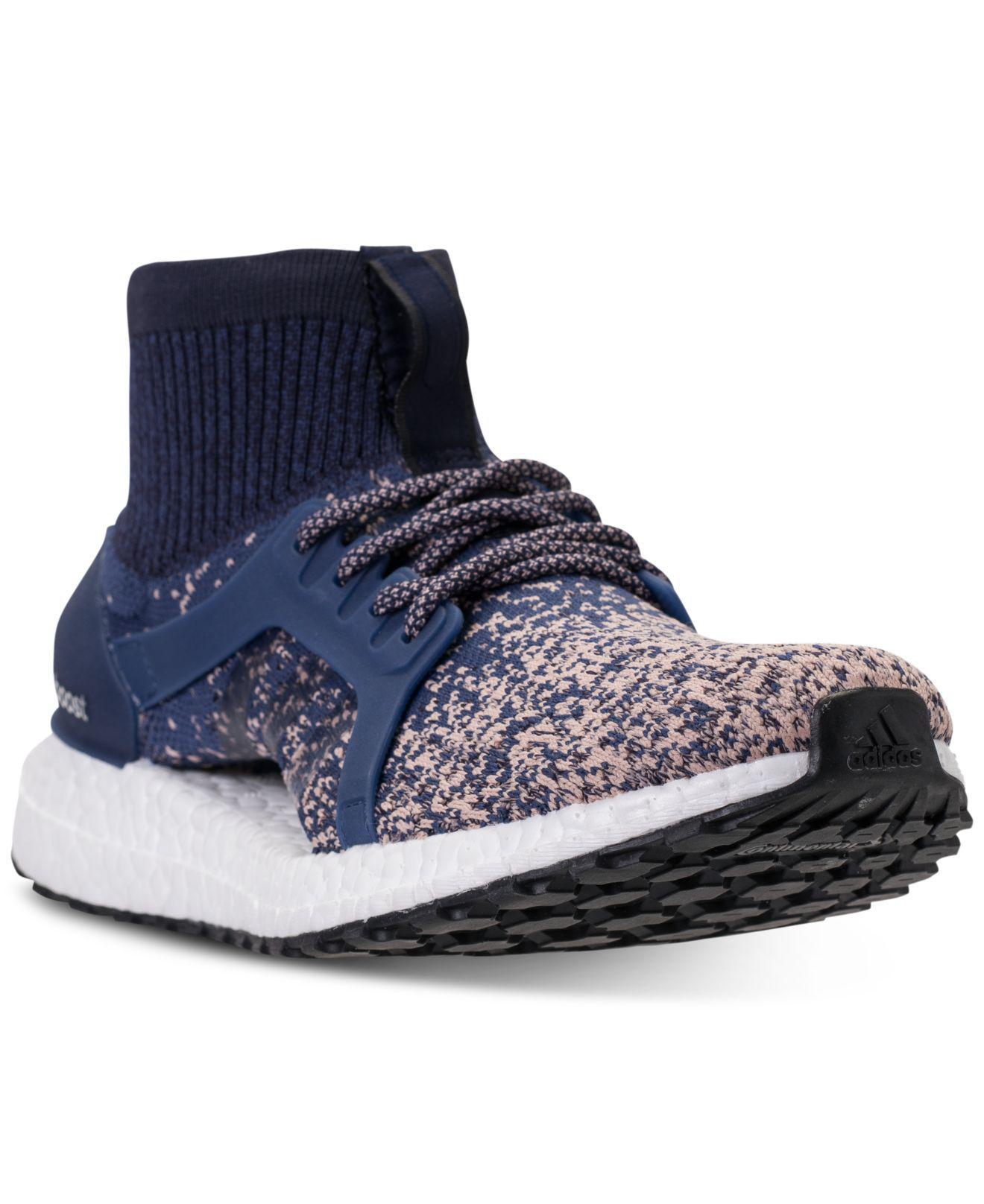 Lyst Adidas Ultraboost X Atr In Scarpe Dal Traguardo In Blu