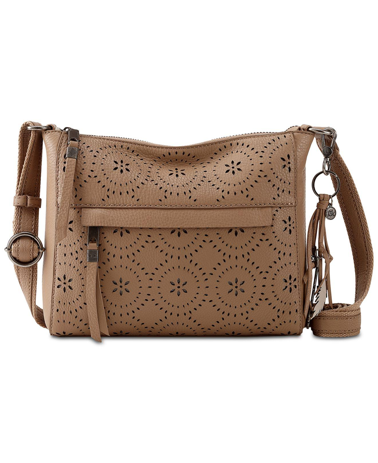 d2a34824b9e6 The Sak. Women s Alameda Perforated Crossbody