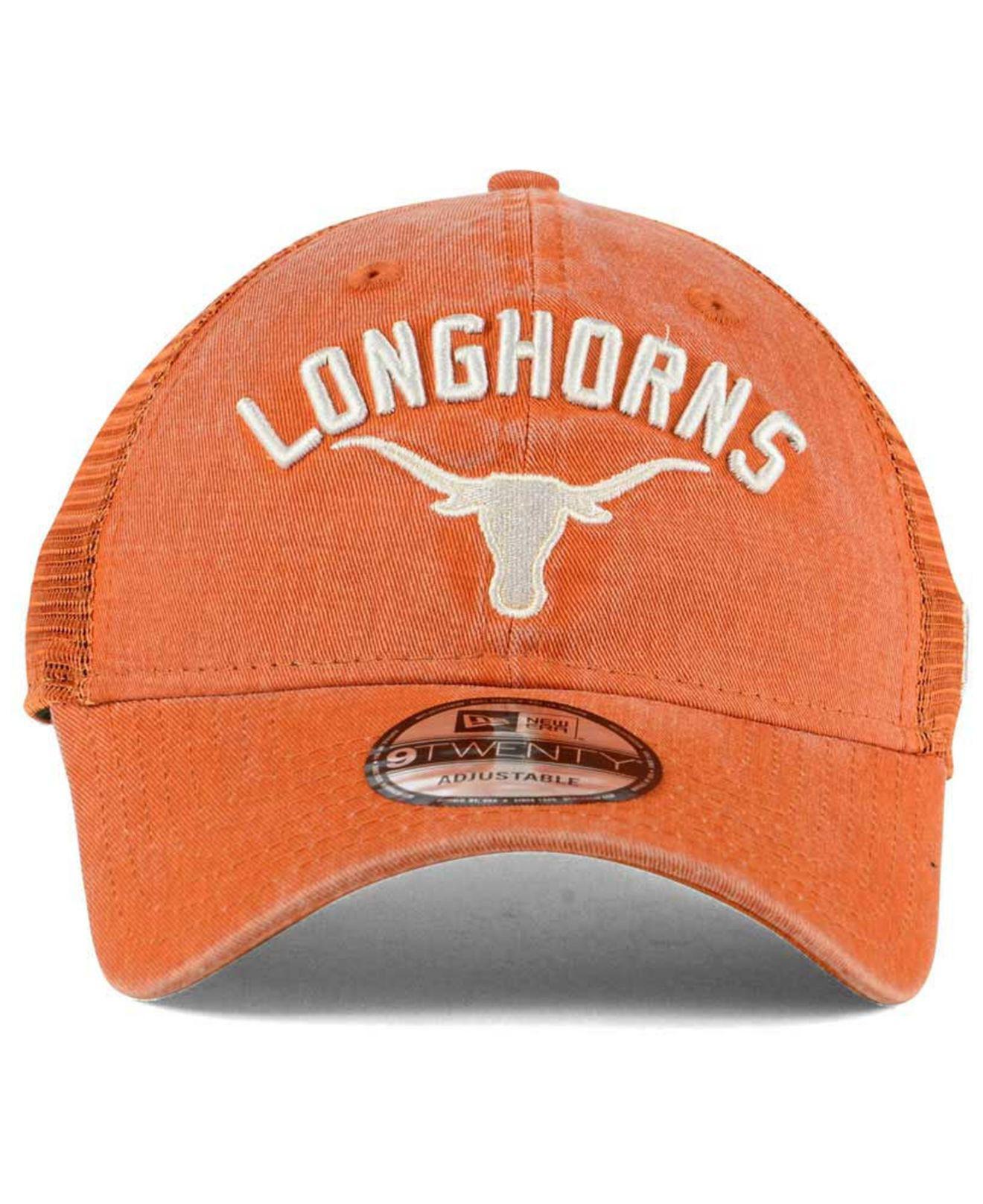Lyst - Ktz Rugged Team 9twenty Cap in Orange for Men a1055746a
