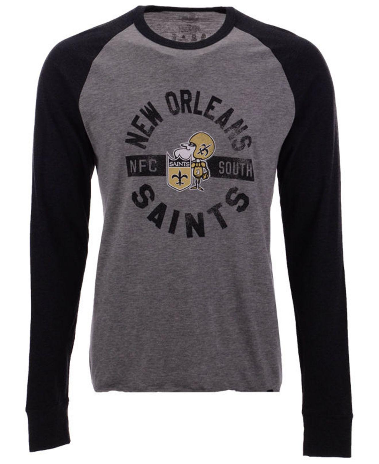 6d6a211f Retro New Orleans Saints T Shirt – EDGE Engineering and Consulting ...