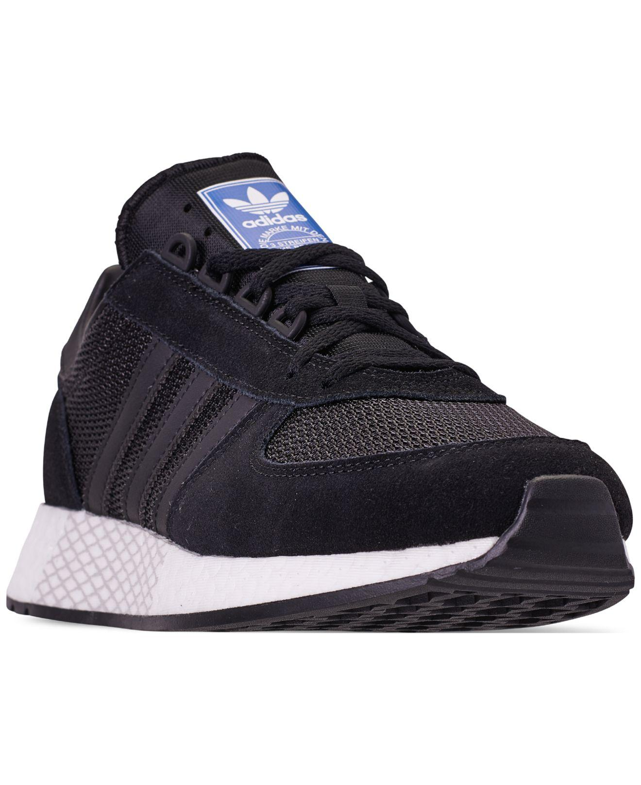 outlet store 28575 cc707 Adidas - Black Originals Marathonx5923 Casual Sneakers From Finish Line for  Men - Lyst. View fullscreen