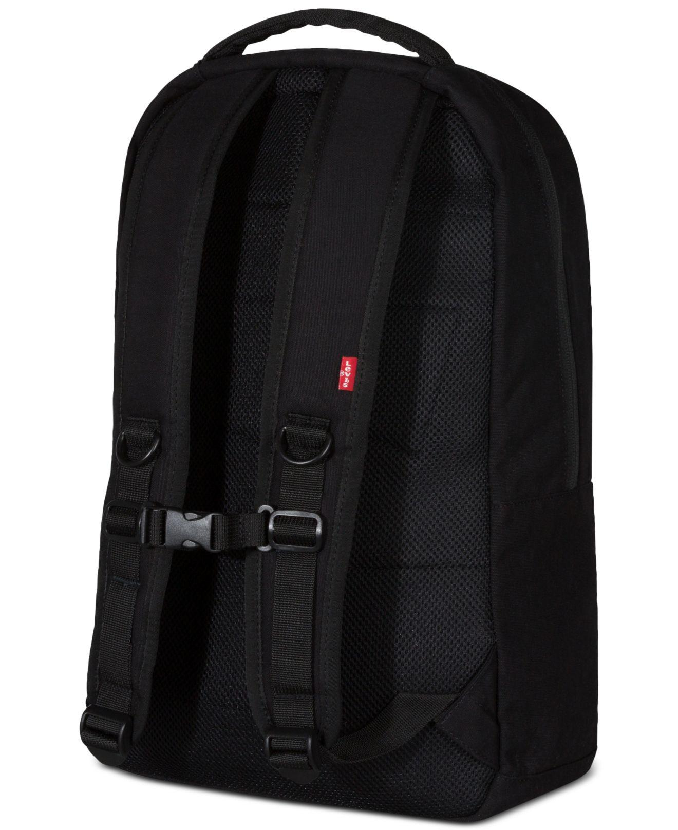 a0da693b77 Lyst - Levi s Two-tone Backpack in Black for Men