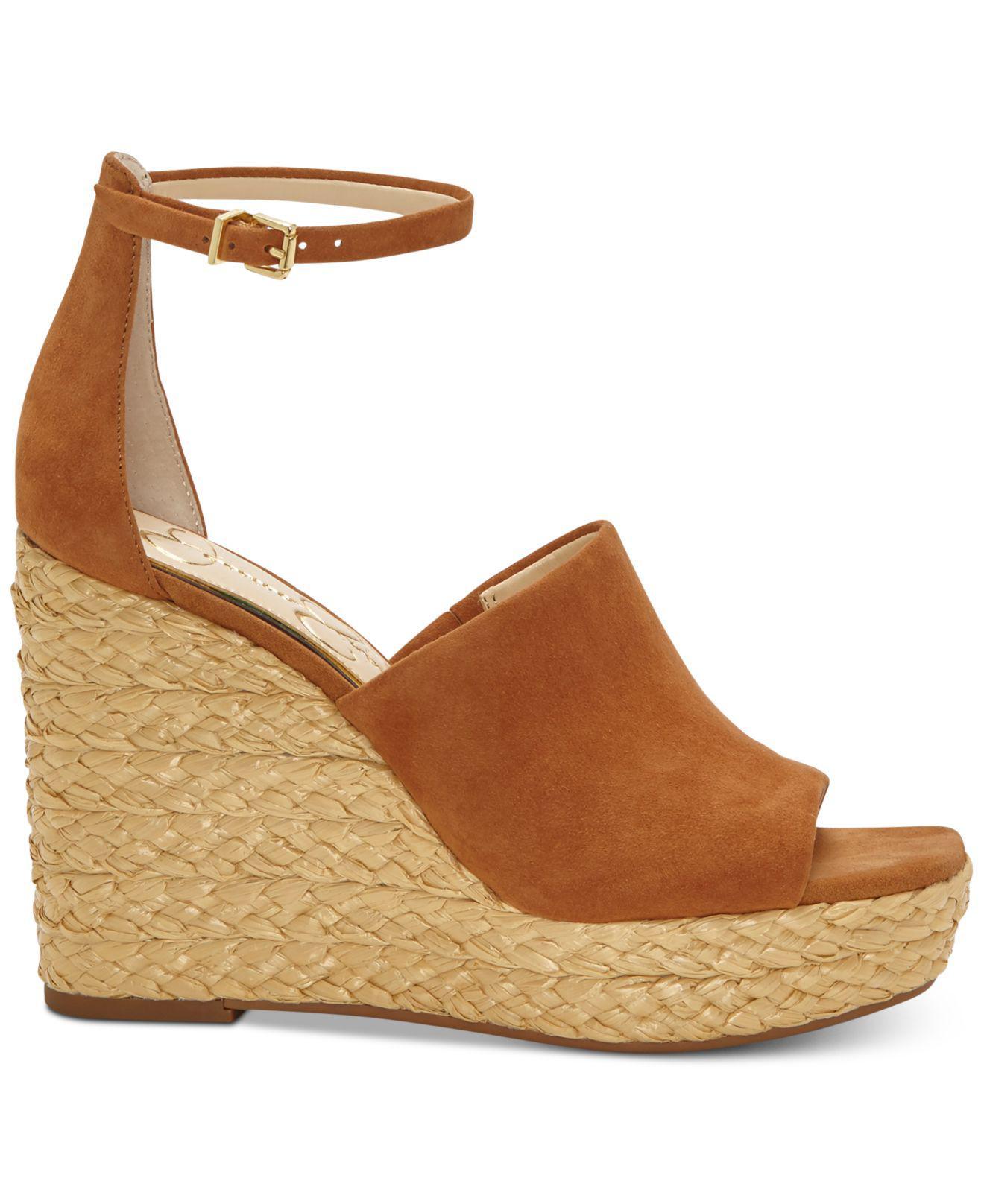 Jessica Simpson ALINDA - High heeled sandals - red/multicolor/suntan 2yE974Wu