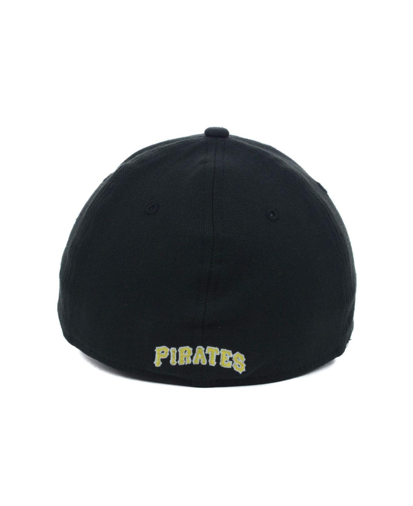 f3a6d9cbdf2 ... Pittsburgh Pirates Mlb Team Classic 39thirty Cap for Men - Lyst. View  fullscreen