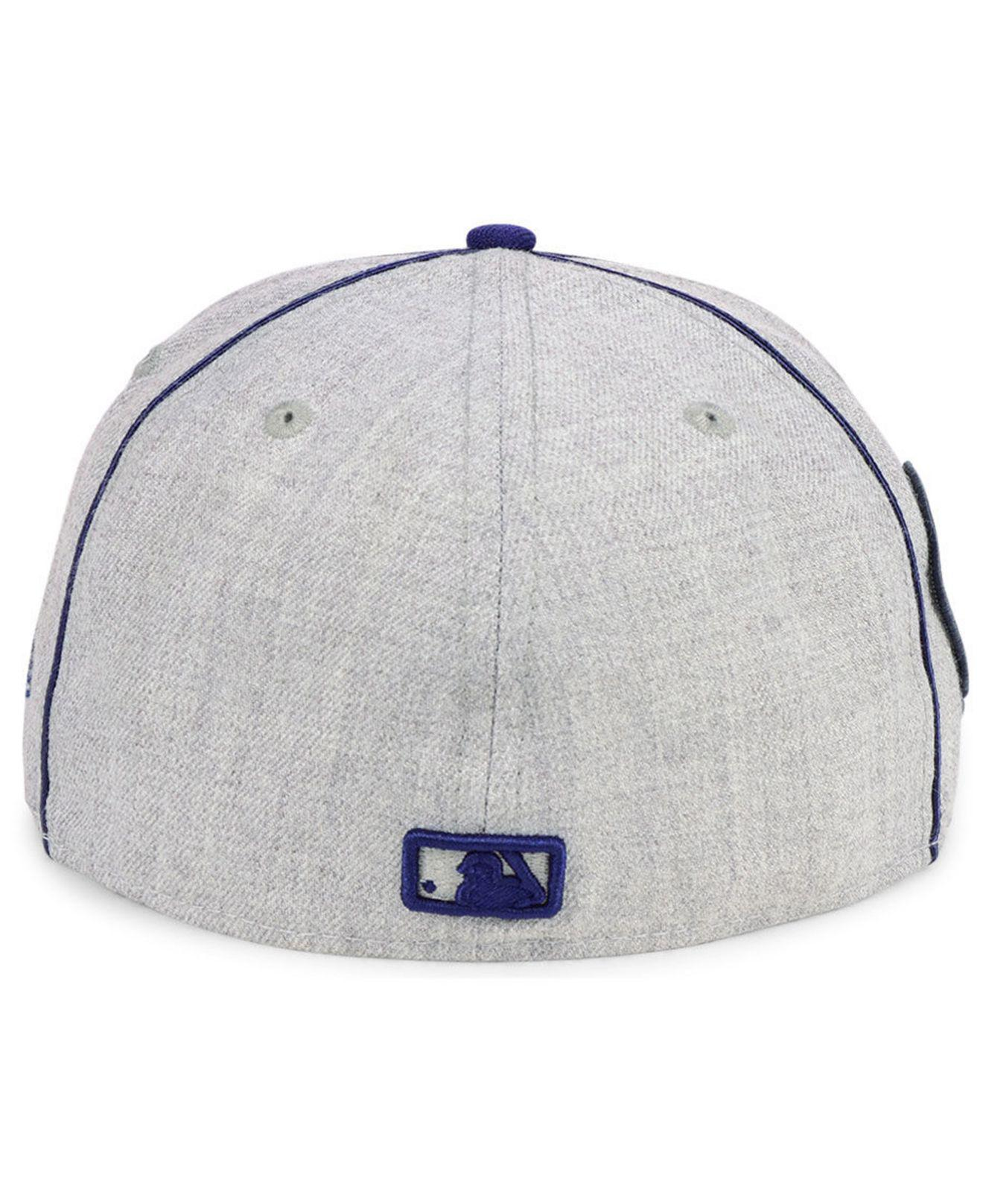 reputable site c6229 ebaed Lyst - KTZ Milwaukee Brewers Stache 59fifty Fitted Cap for Men