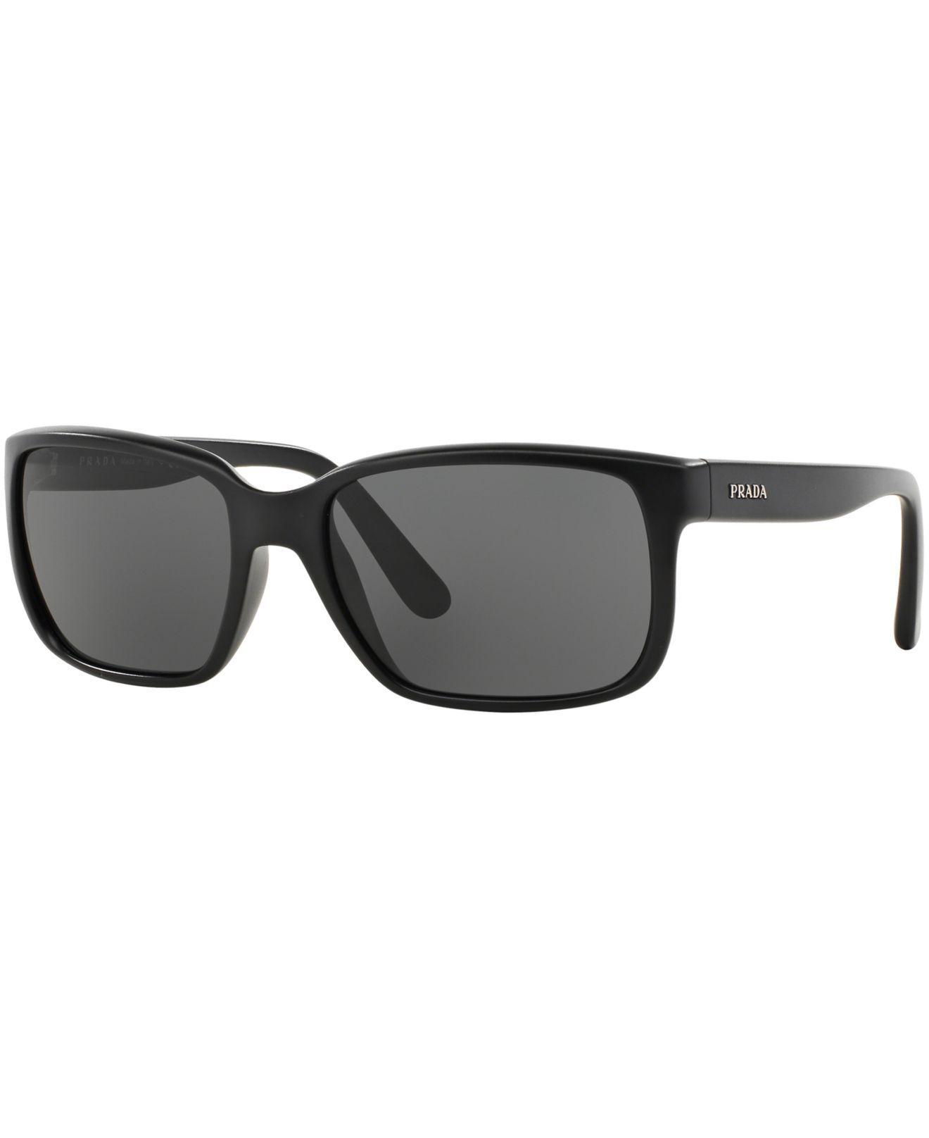 71b472b391 Prada - Black Sunglasses
