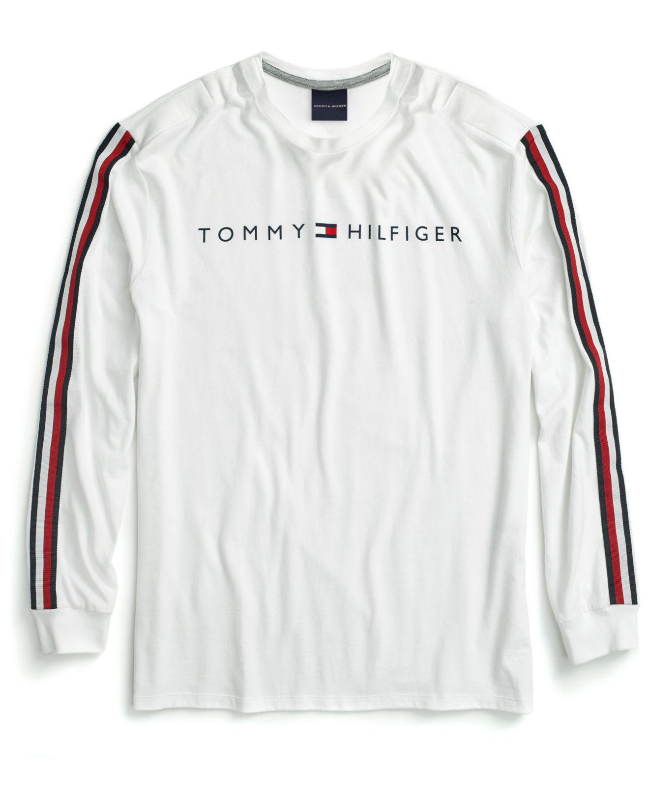 ef2e3589874e5d Tommy Hilfiger - White Nash T-shirt for Men - Lyst. View fullscreen