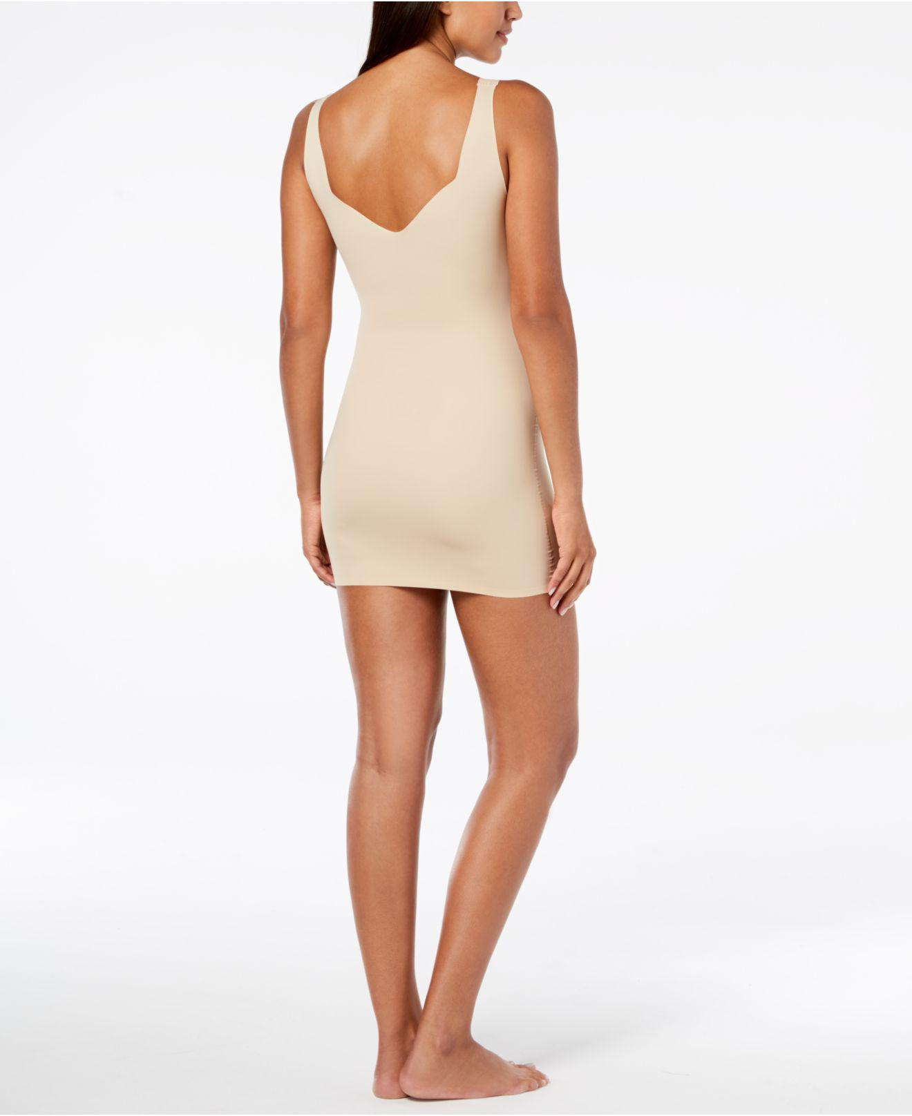 1eff72fa2fe63 Lyst - Wacoal Beyond Naked Slip We121009 in Natural - Save 25%