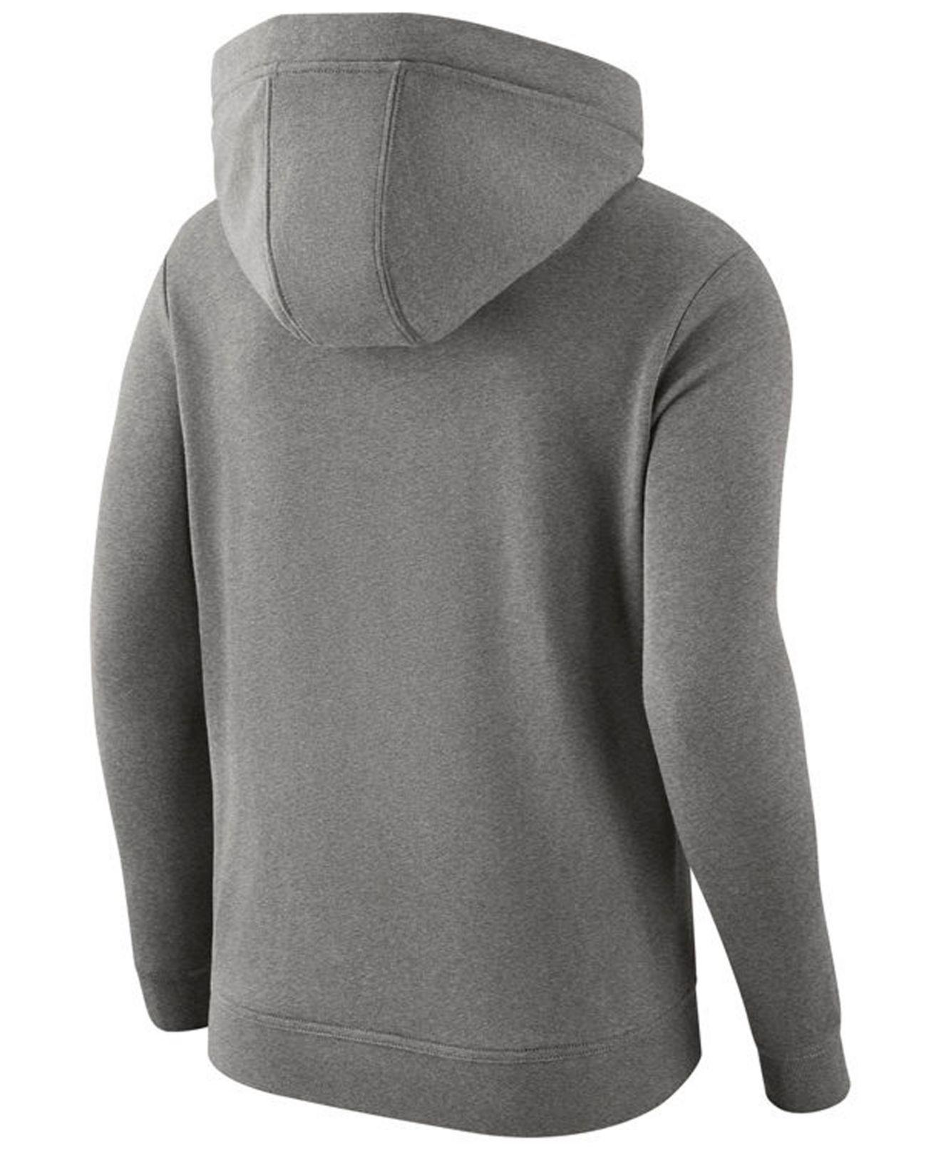 Top Lyst Nike Dallas Cowboys Club Pullover Hoodie in Gray  for cheap