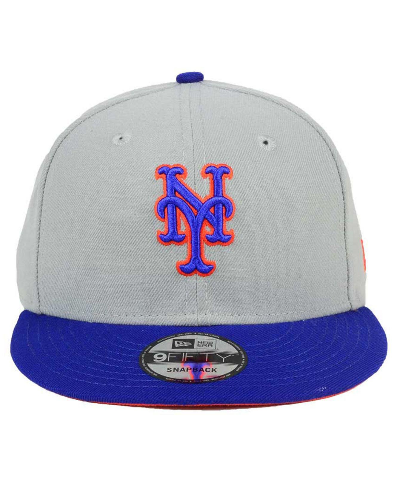 premium selection 1c938 b86d9 Lyst - KTZ New York Mets All Shades 9fifty Snapback Cap for Men