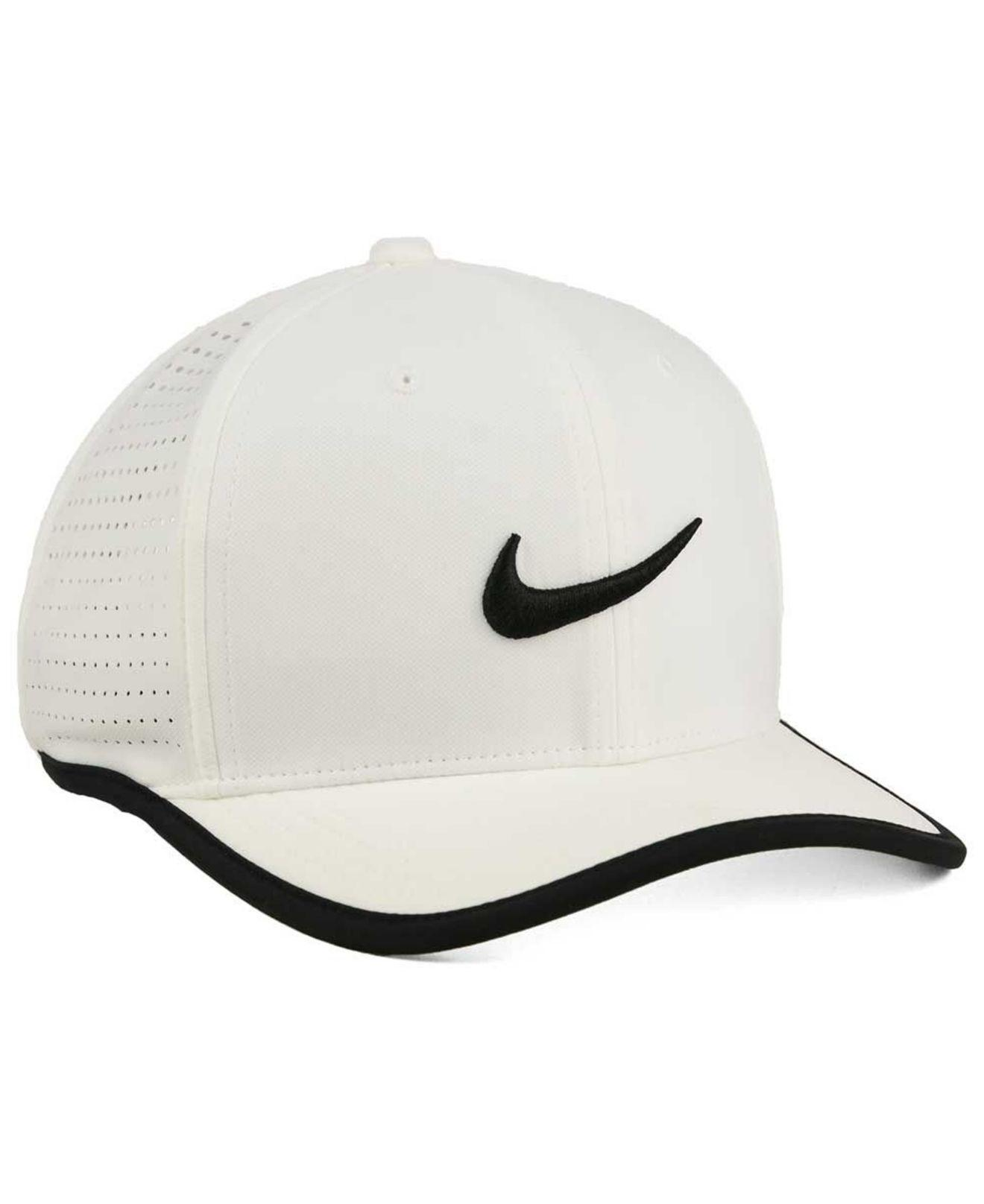 c0f74419b8c57 ... order lyst nike vapor adjustable ii cap in white for men b7cc7 707d5