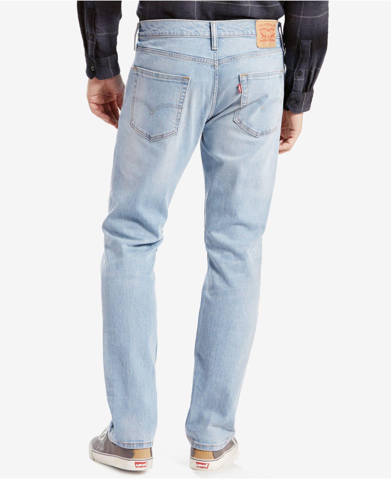 96368850 Levi's 502tm Regular Tapered Fit Jeans in Blue for Men - Lyst