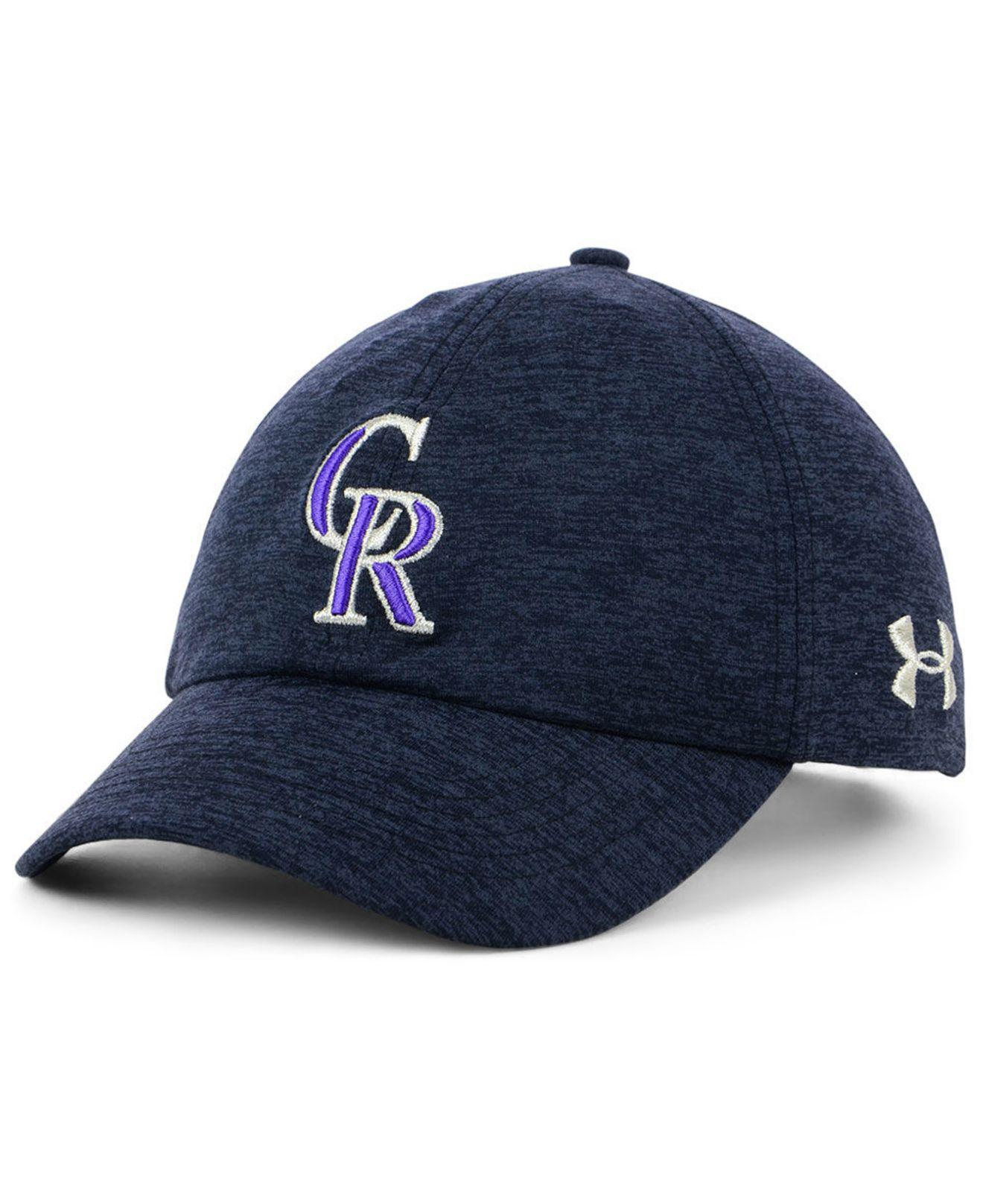 low priced c2263 a847d new zealand discount colorado rockies hats blackpurple id6611711 8925e  d39c6  greece under armour. womens blue colorado rockies renegade twist cap  0d401 ...
