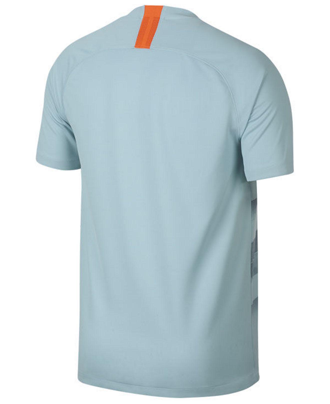 55ec9bac7 Lyst - Nike Chelsea International Club 3rd Jersey in Blue for Men ...