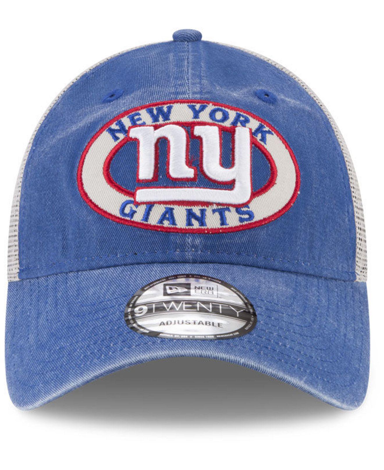 Lyst - Ktz New York Giants Patched Pride 9twenty Cap in Blue for Men cd784ba68