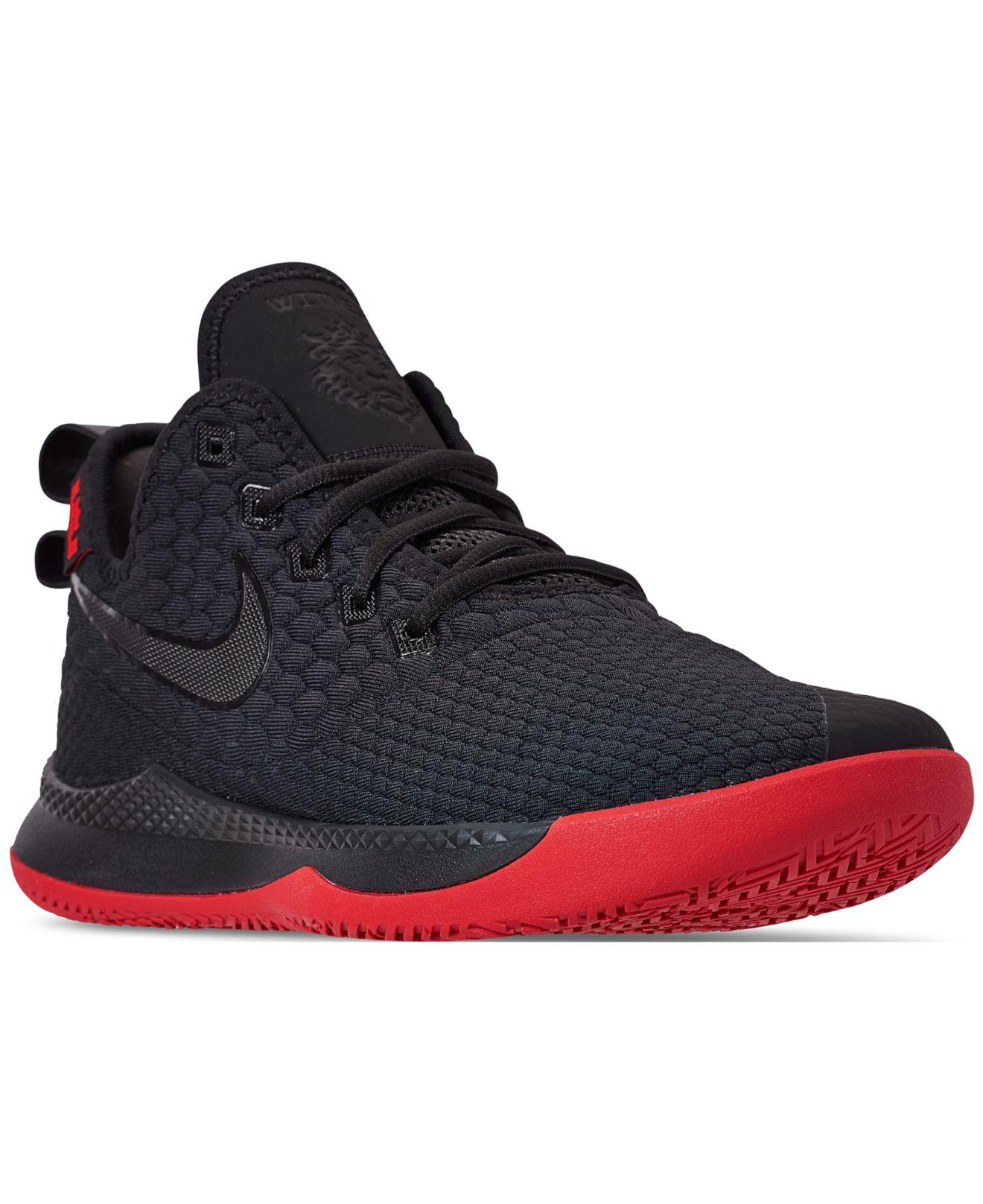 367208c581c9 Lyst - Nike Lebron Witness Iii Basketball Shoes in Black for Men